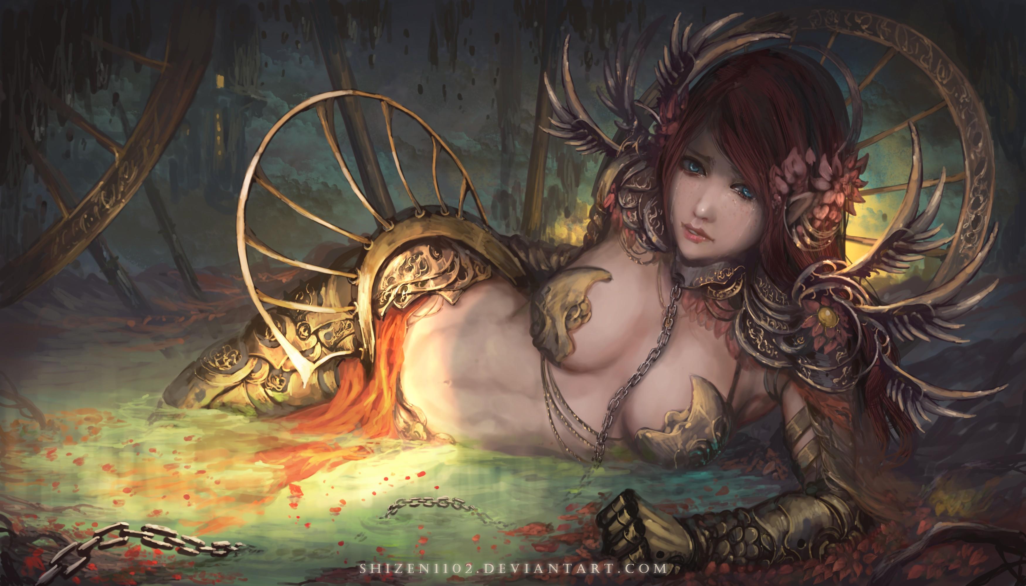 Game sensuality