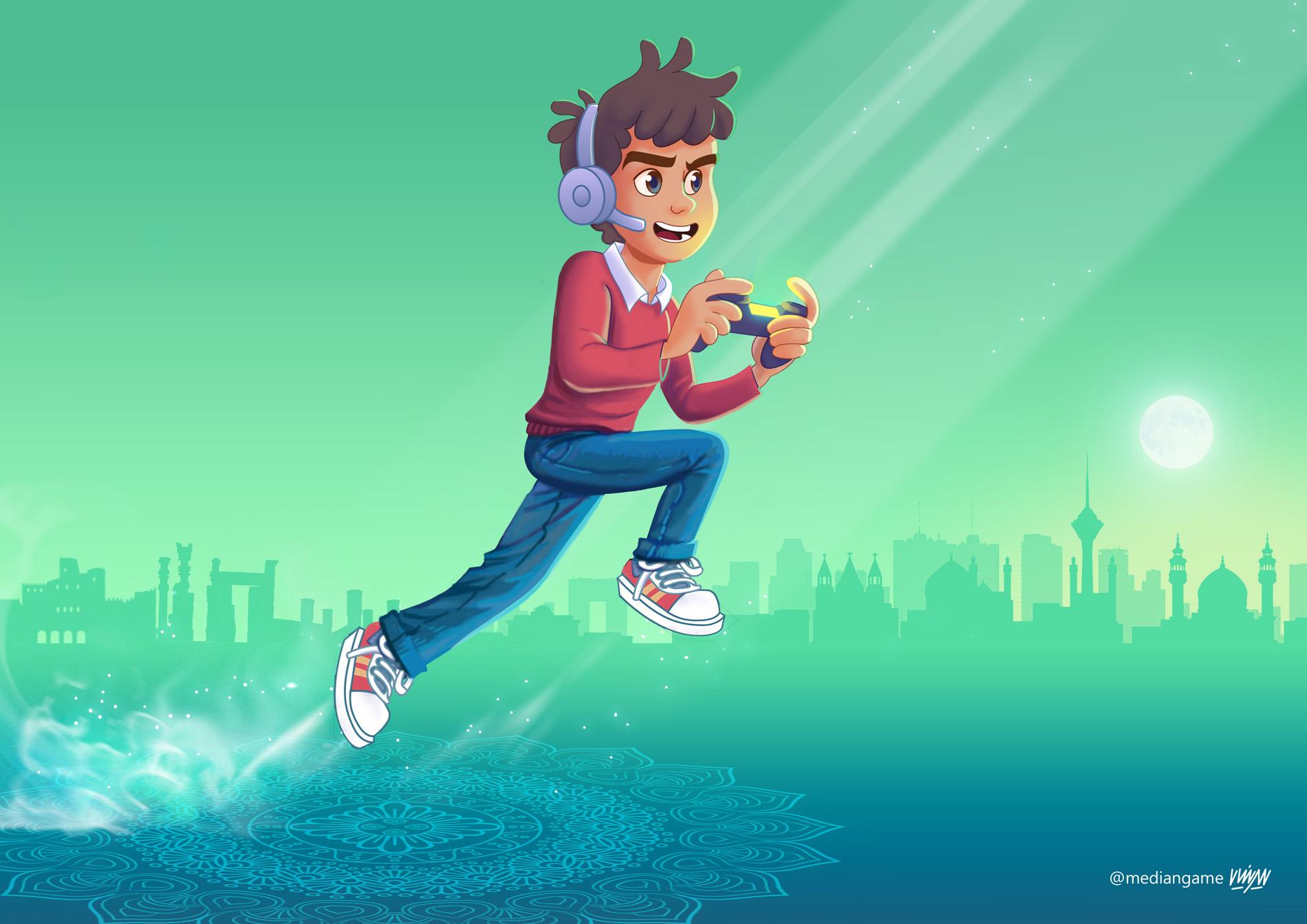Fond d'écran : conception de personnages, game logo, jeux vidéo 1900x1343 - jorgehardt - 1577867 ...
