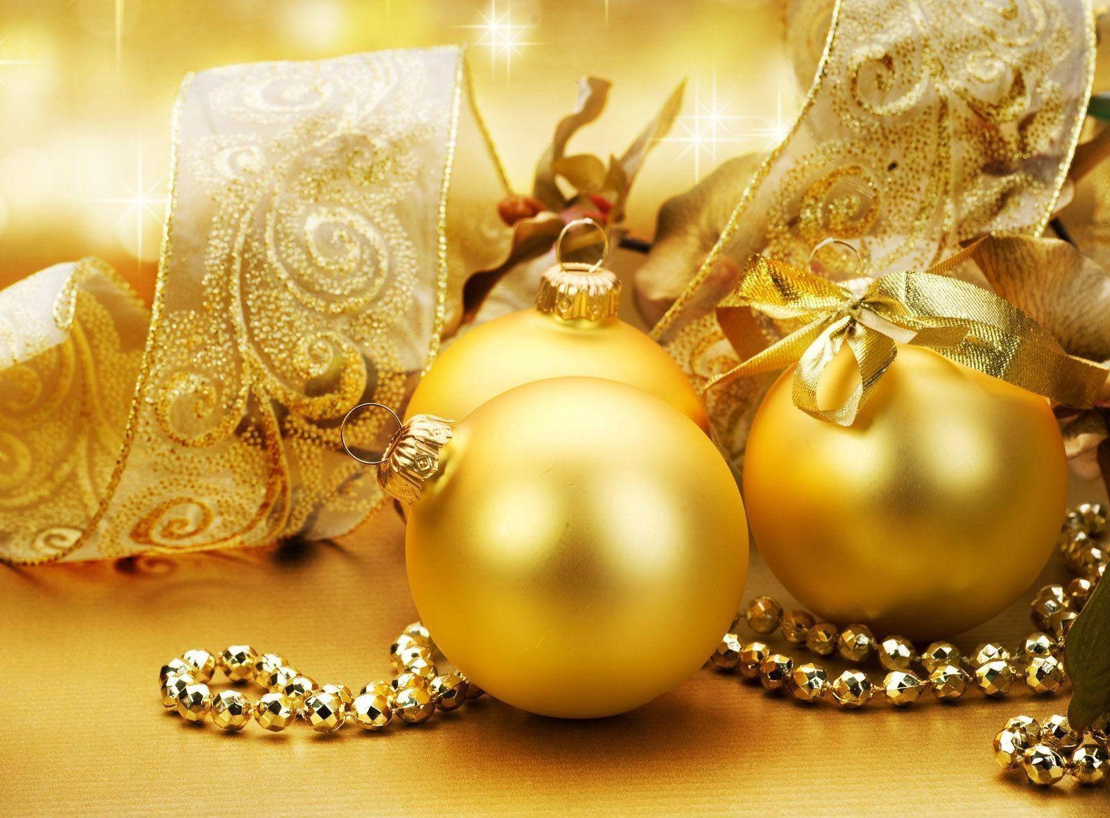 Sfondi Natalizi Oro.Sfondi Decorazioni Natalizie Palloncini Gioielli Oro Arco