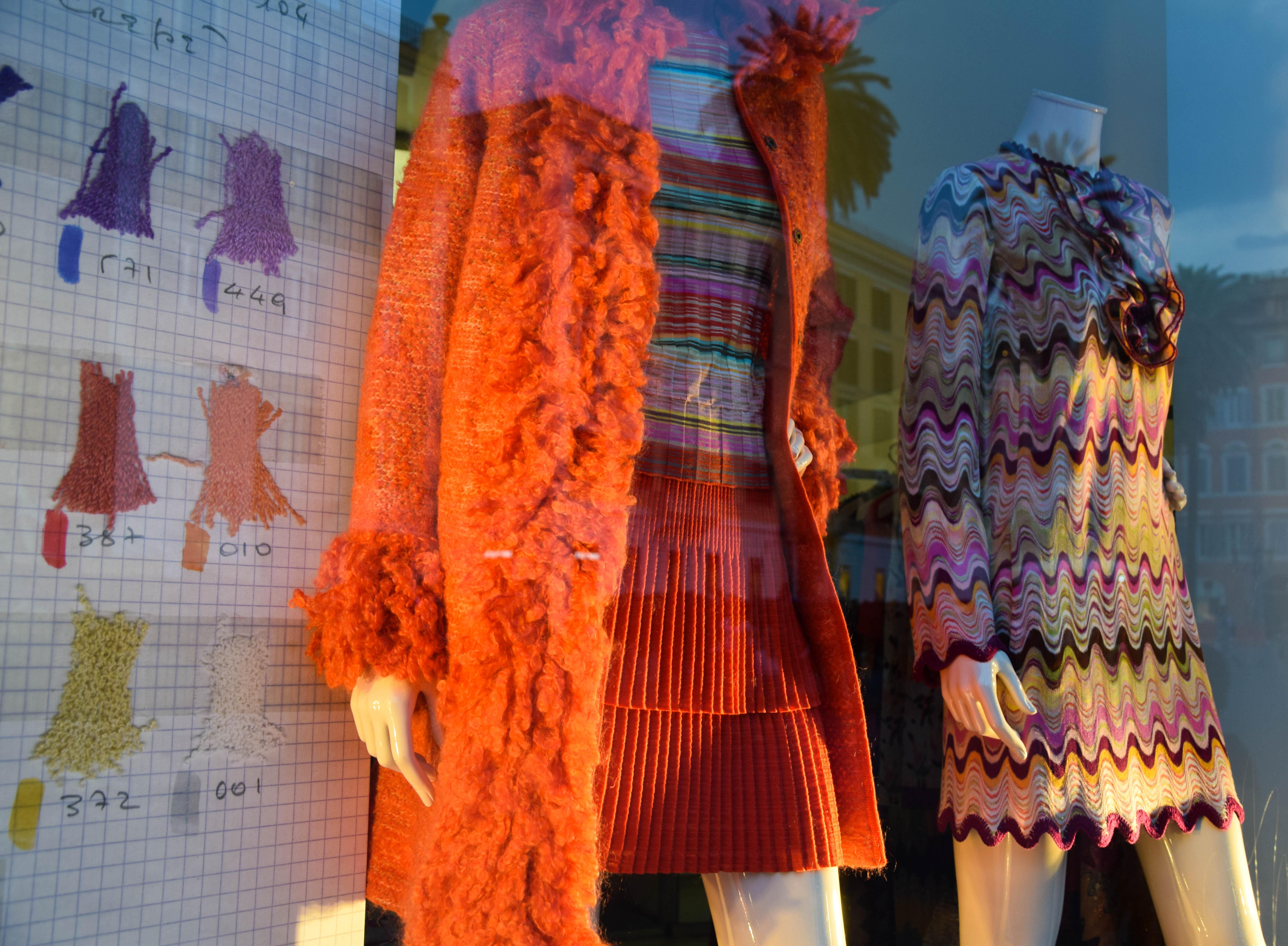 Kleider shopping rom