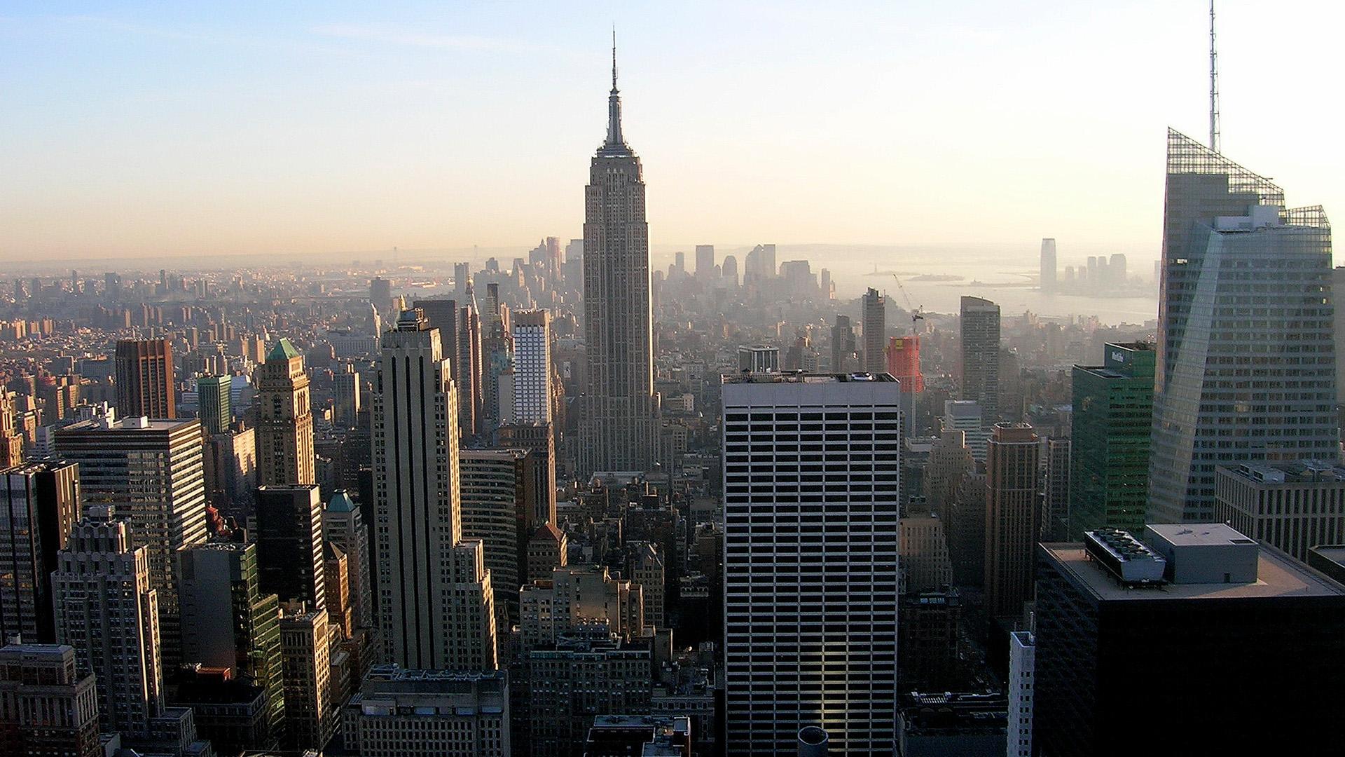 City Abd New York