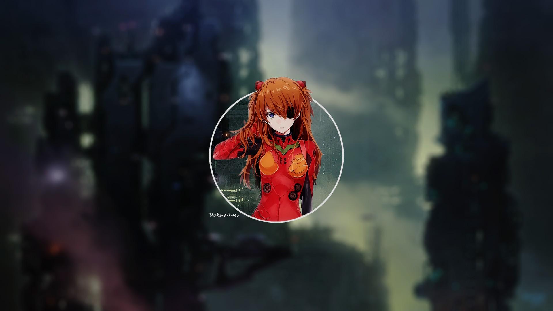 デスクトップ壁紙 シティ アニメの女の子 赤 新世紀