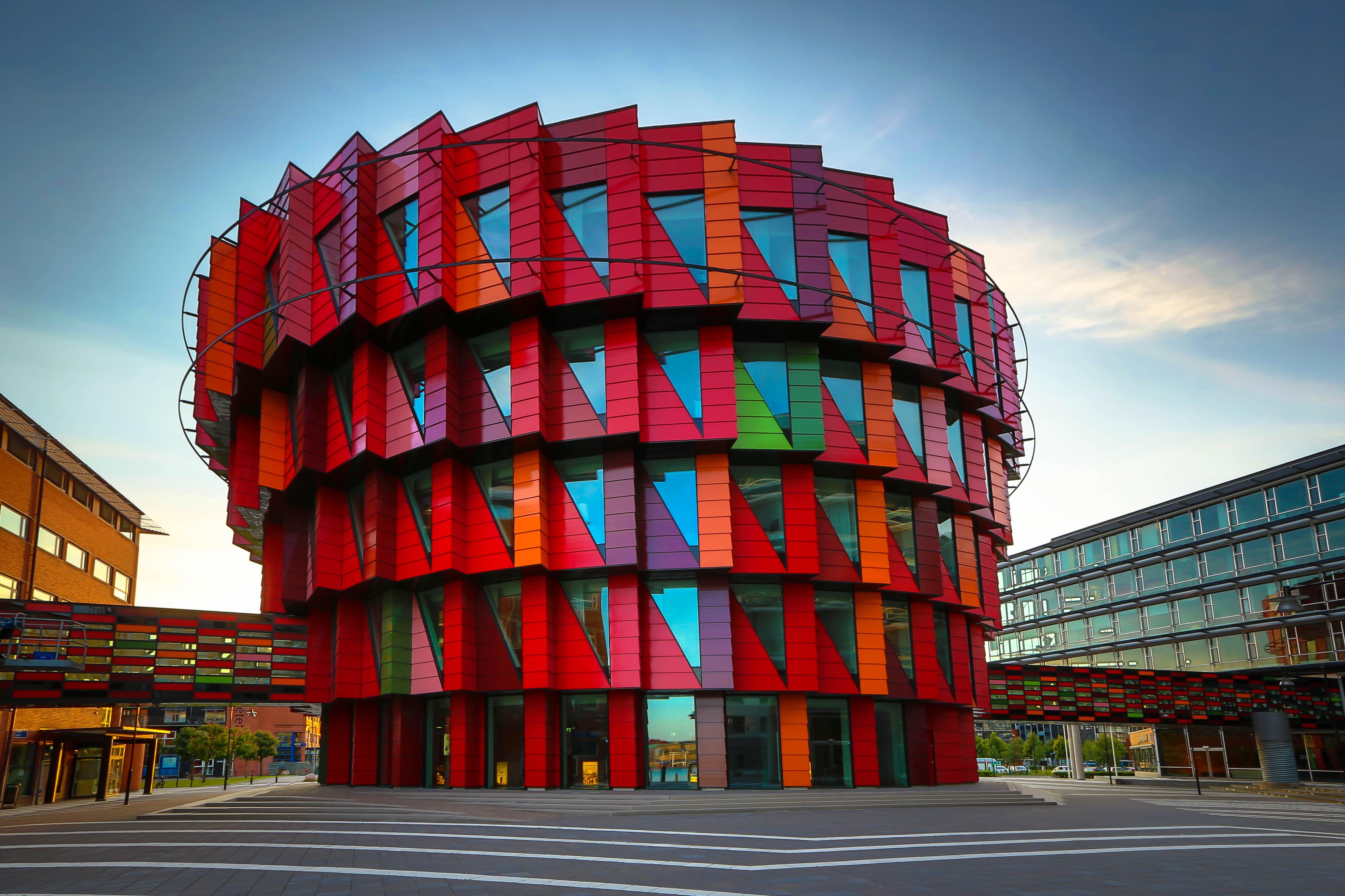 вынули самые необычные здания в россии фото мечта твоя