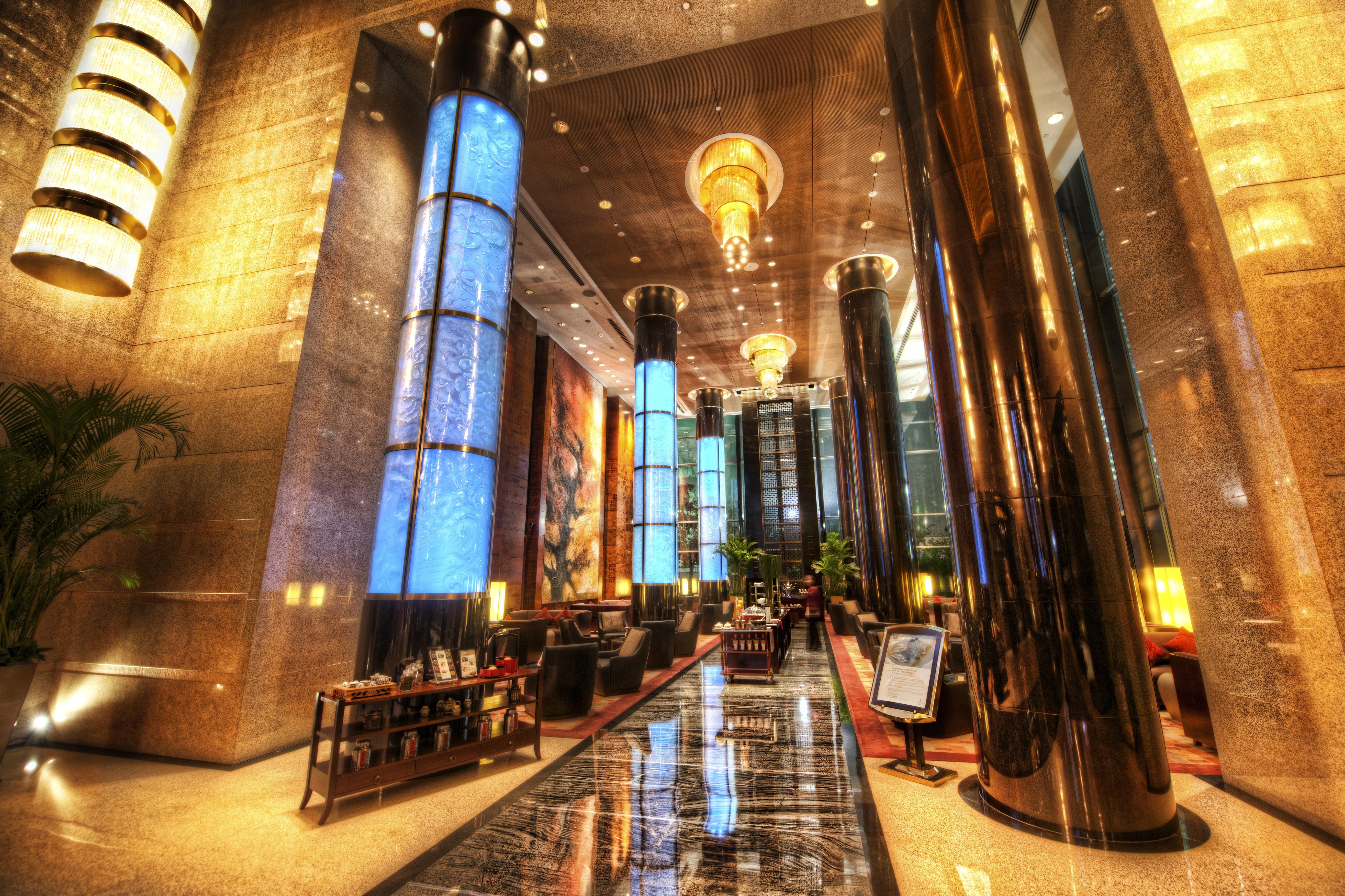 Stehlen Modern hintergrundbilder stadt die architektur cyberpunk asien wasser