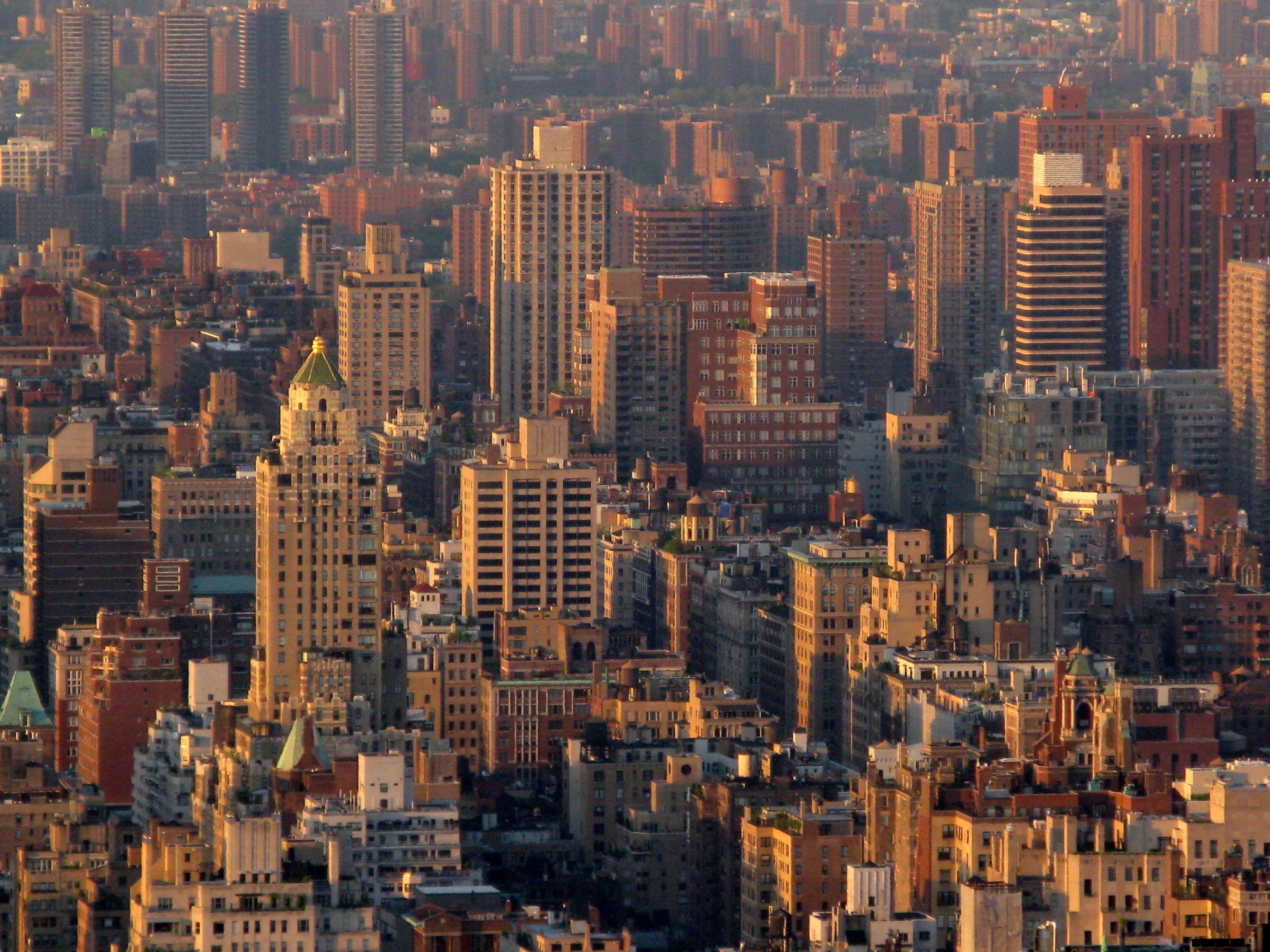 Wallpaper City Cityscape Architecture Building Sky