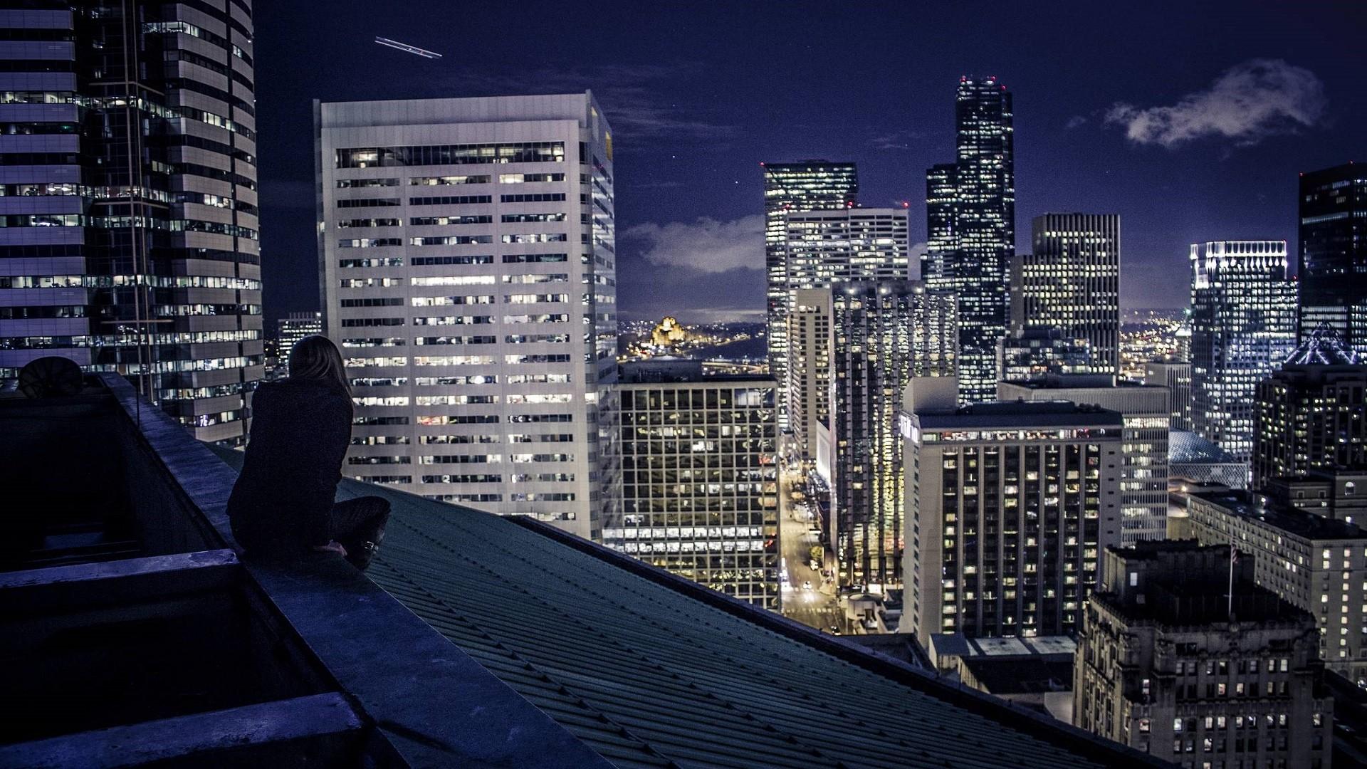 Картинке на крыше