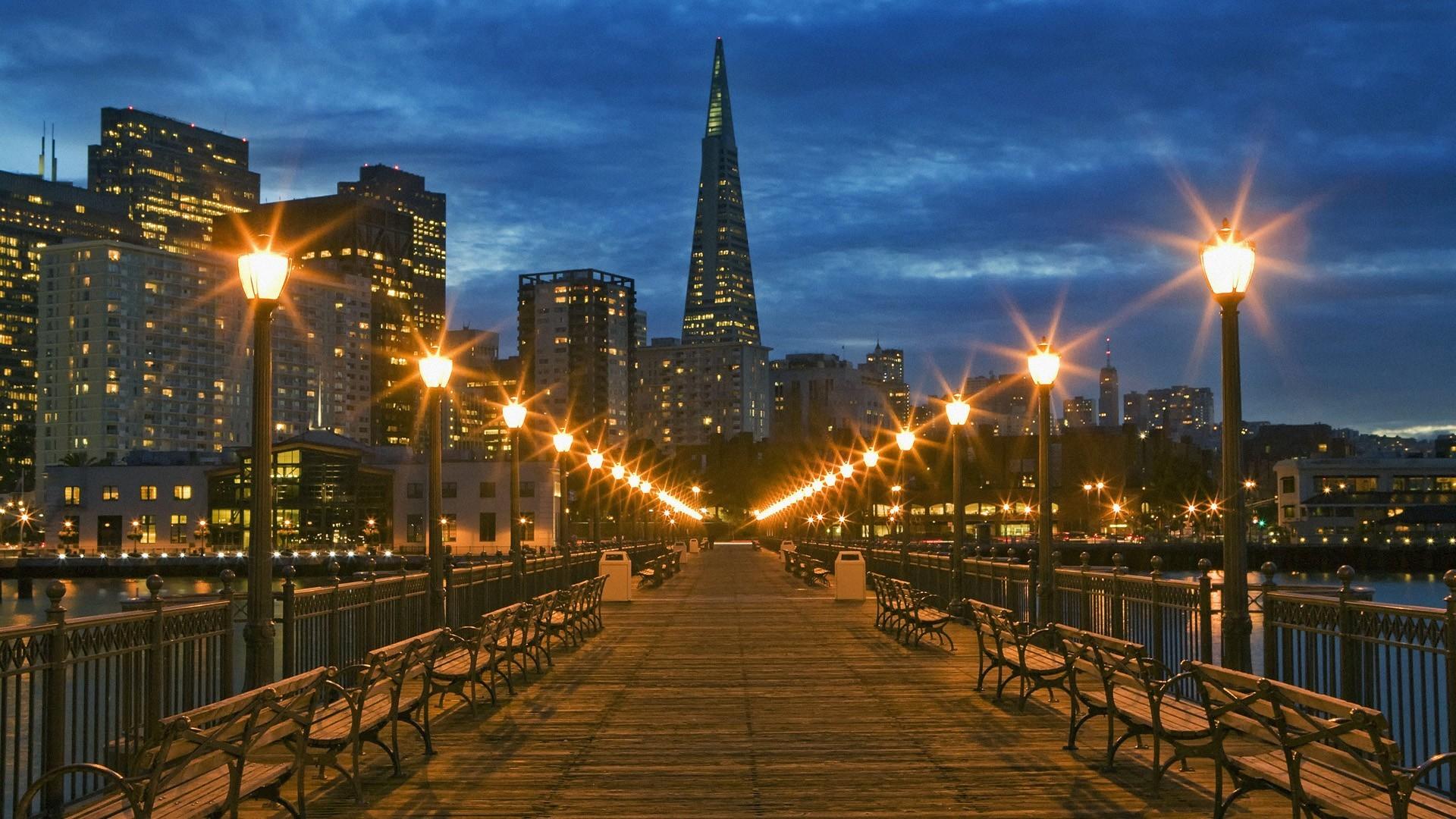 Городская ночь картинки