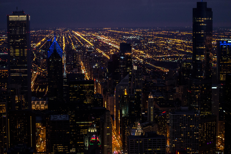 фотографии ночных мегаполисов цены