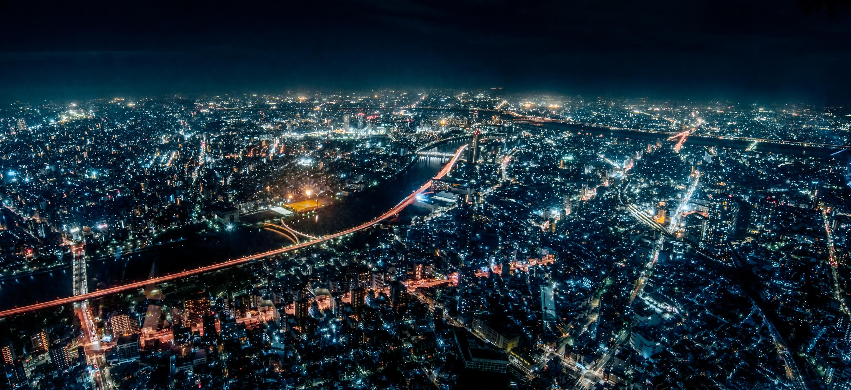 City Longexposure Nightphotography Travel Japan Buildings Landscape Tokyo Nikon D90 Skytree Tokyoskytree