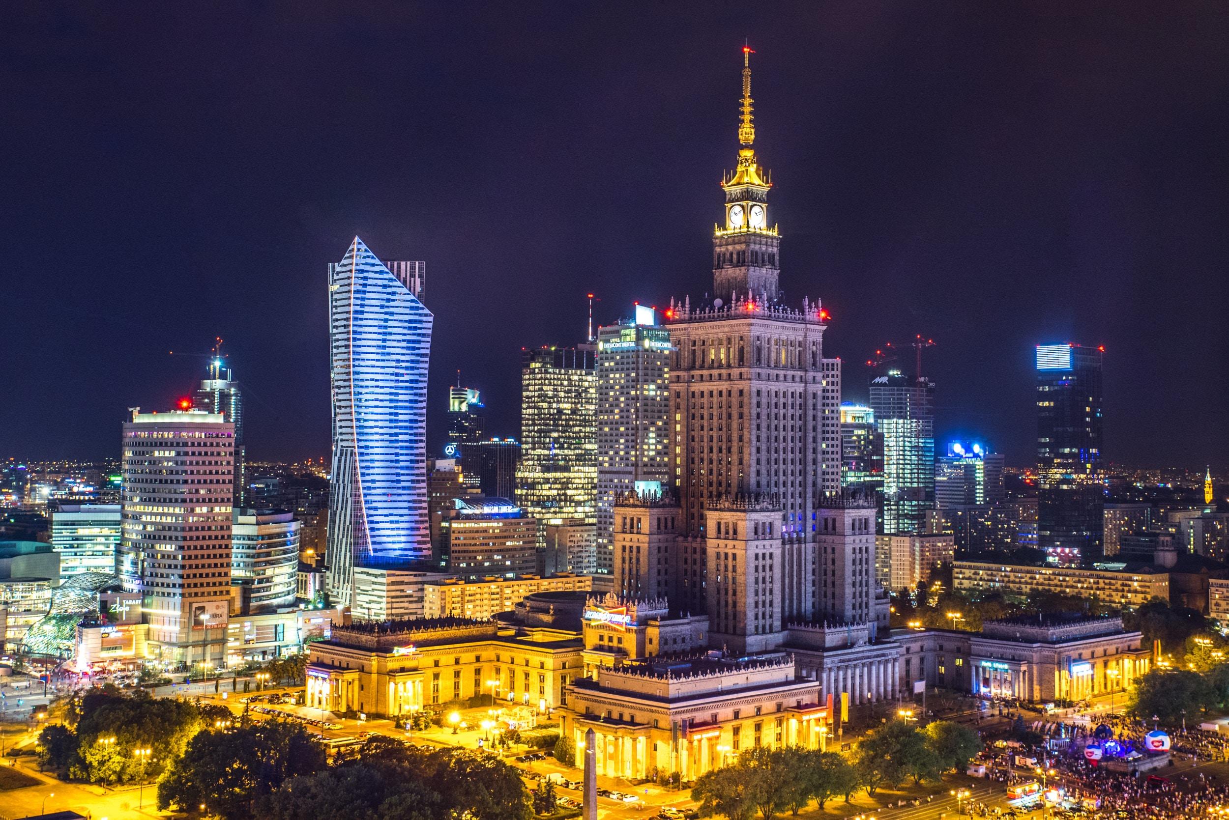 Варшава картинки фото