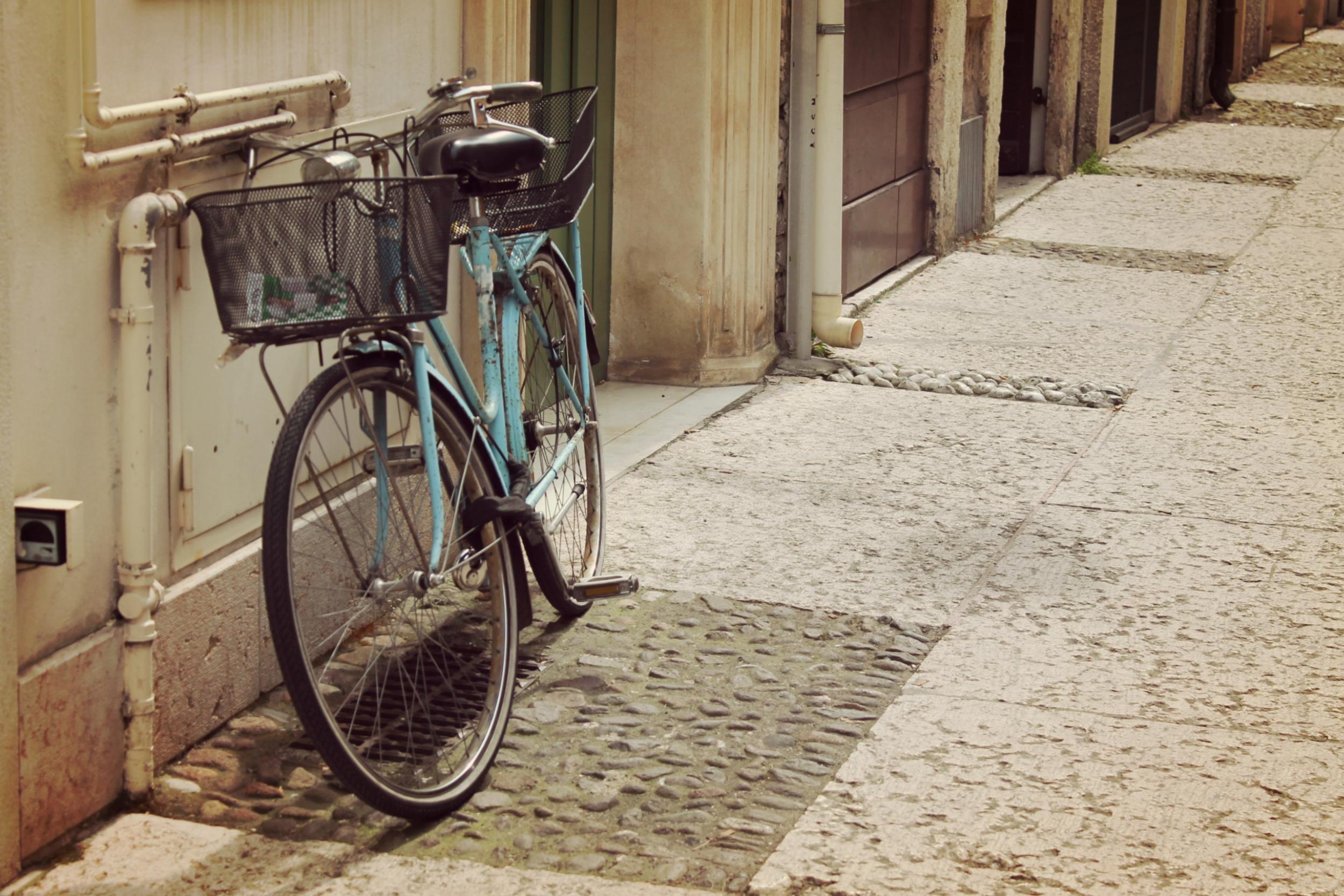 Hintergrundbilder : Stadt, Straße, Italien, Fahrrad, städtisch ...