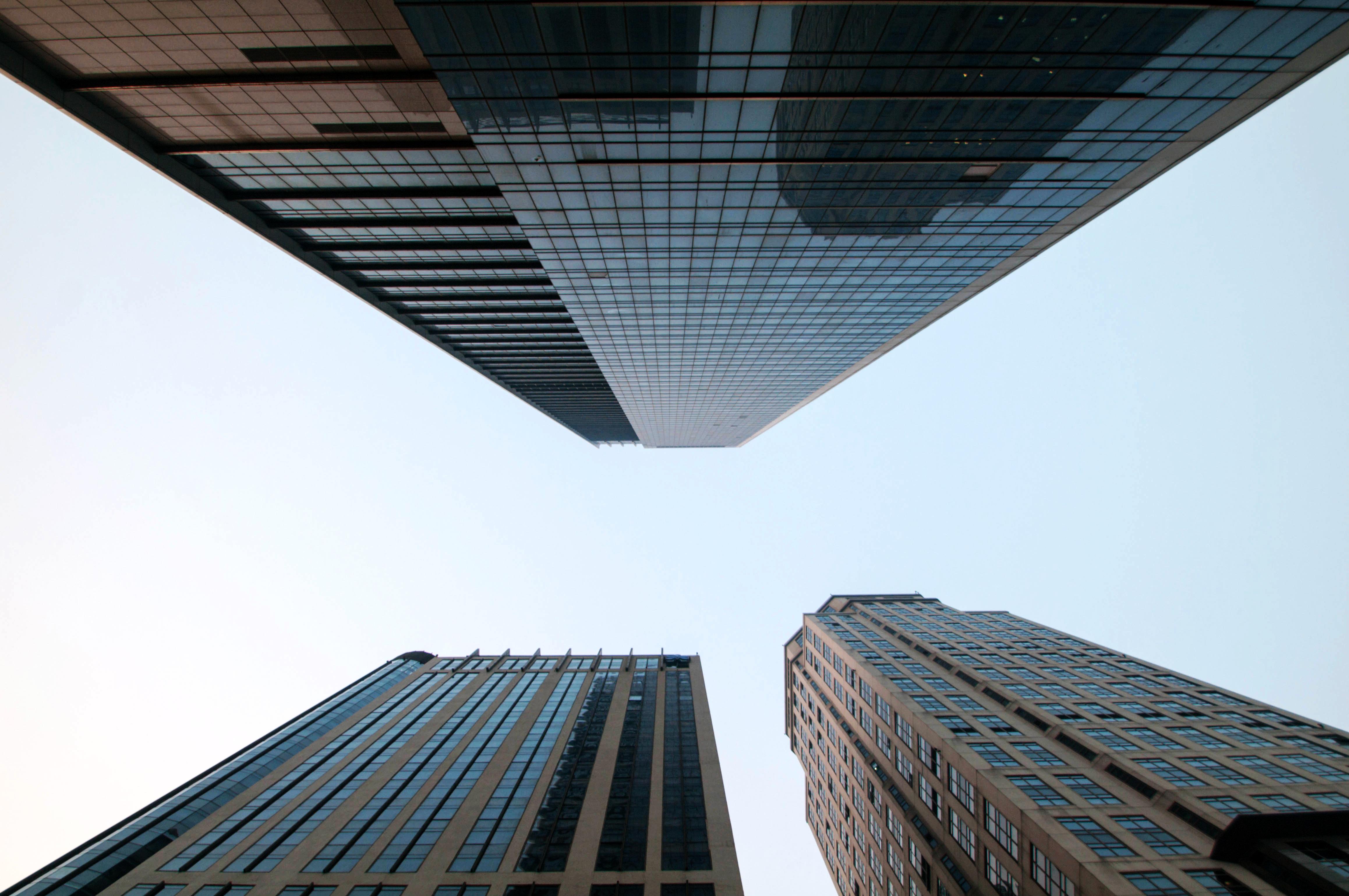Fond d 39 cran ville rue architecture bois sym trie for Conception d architecture en ligne