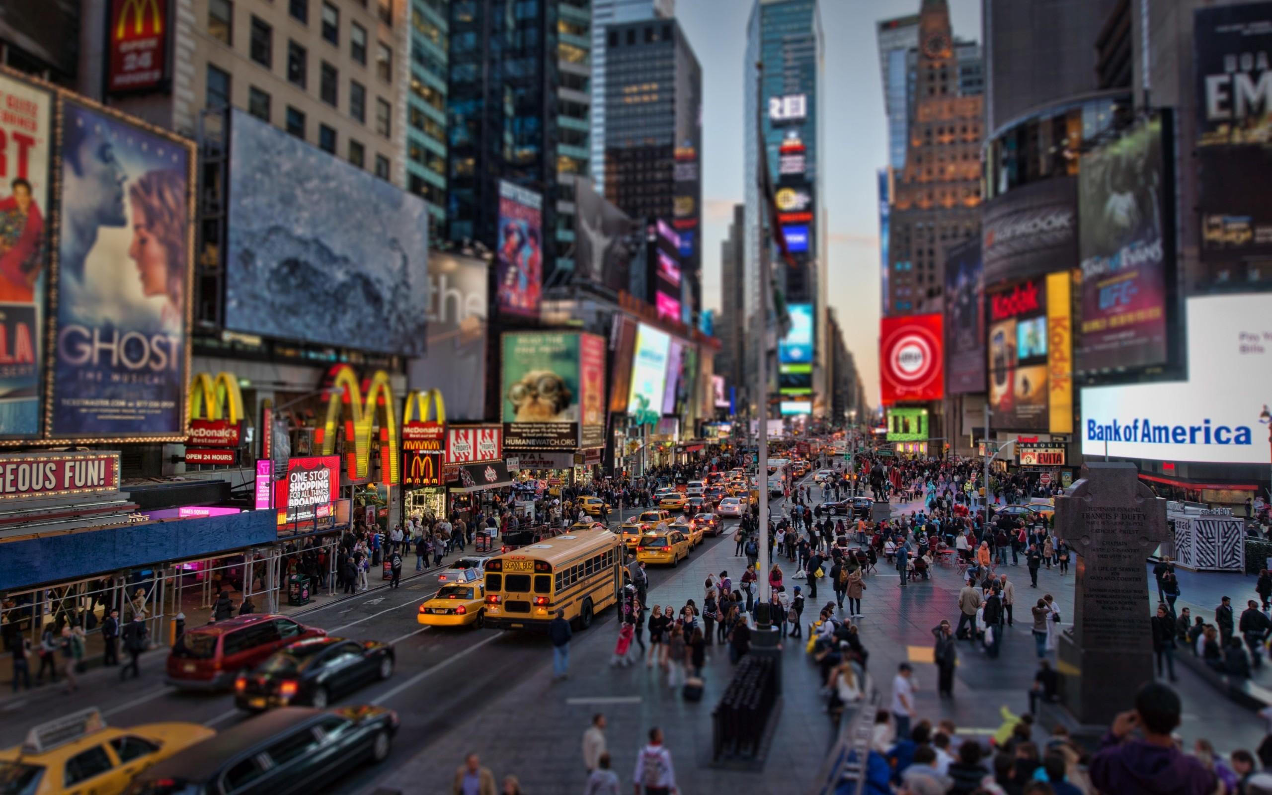 Fondos De Pantalla Calle La Carretera Nueva York Times