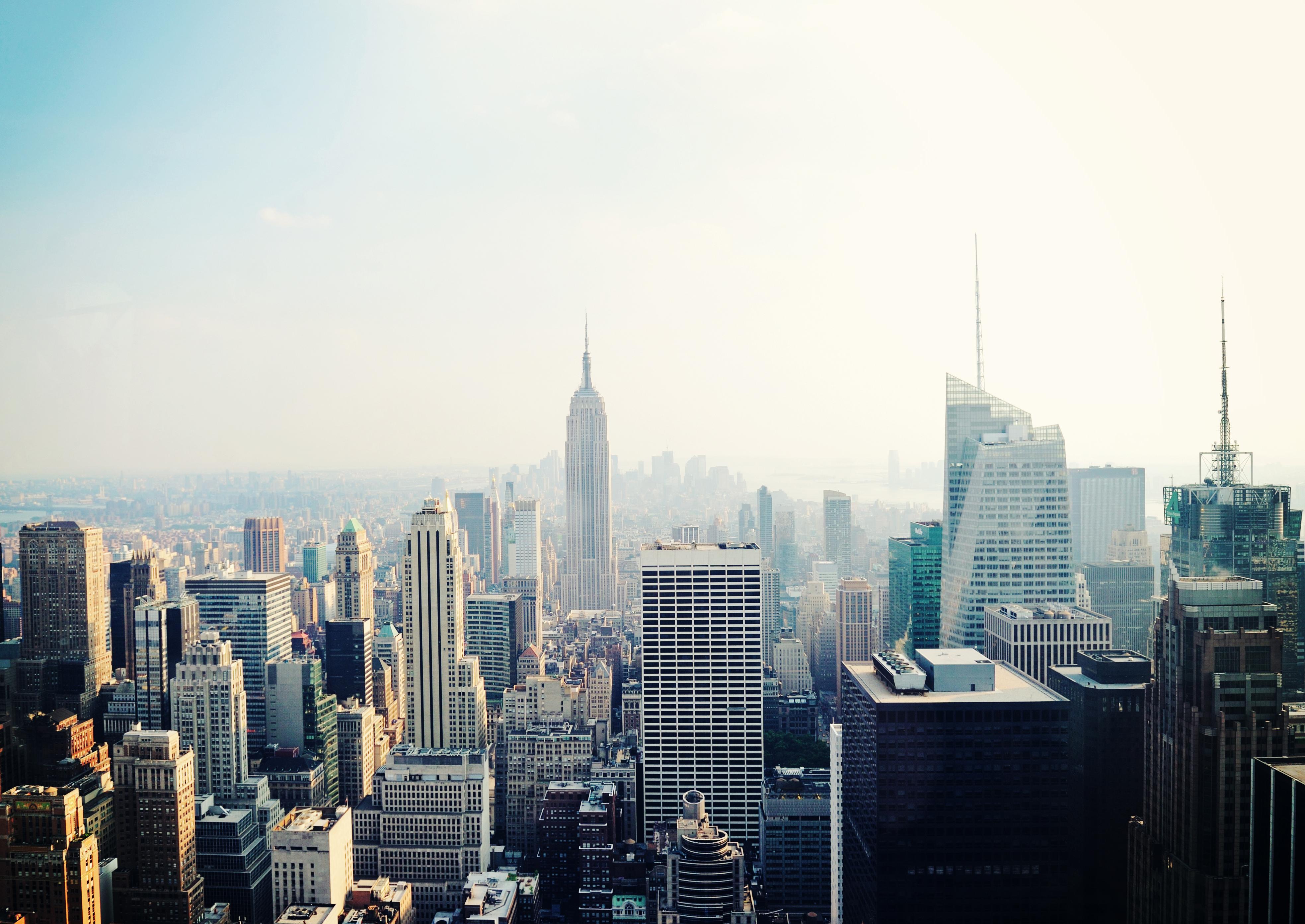 Город фото днем