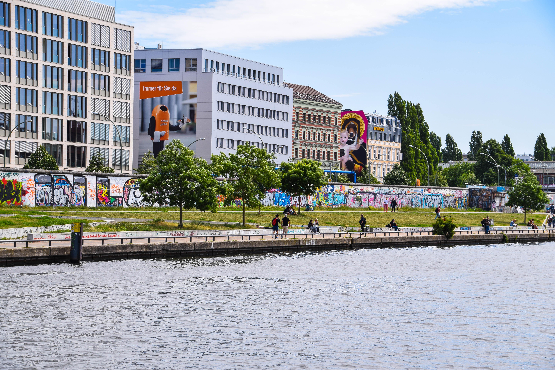 デスクトップ壁紙 都市景観 車両 観光 ドイツ 川 落書き