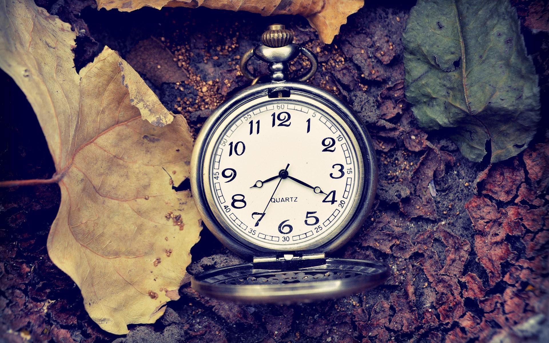 Clocks Vintage Hand Clock