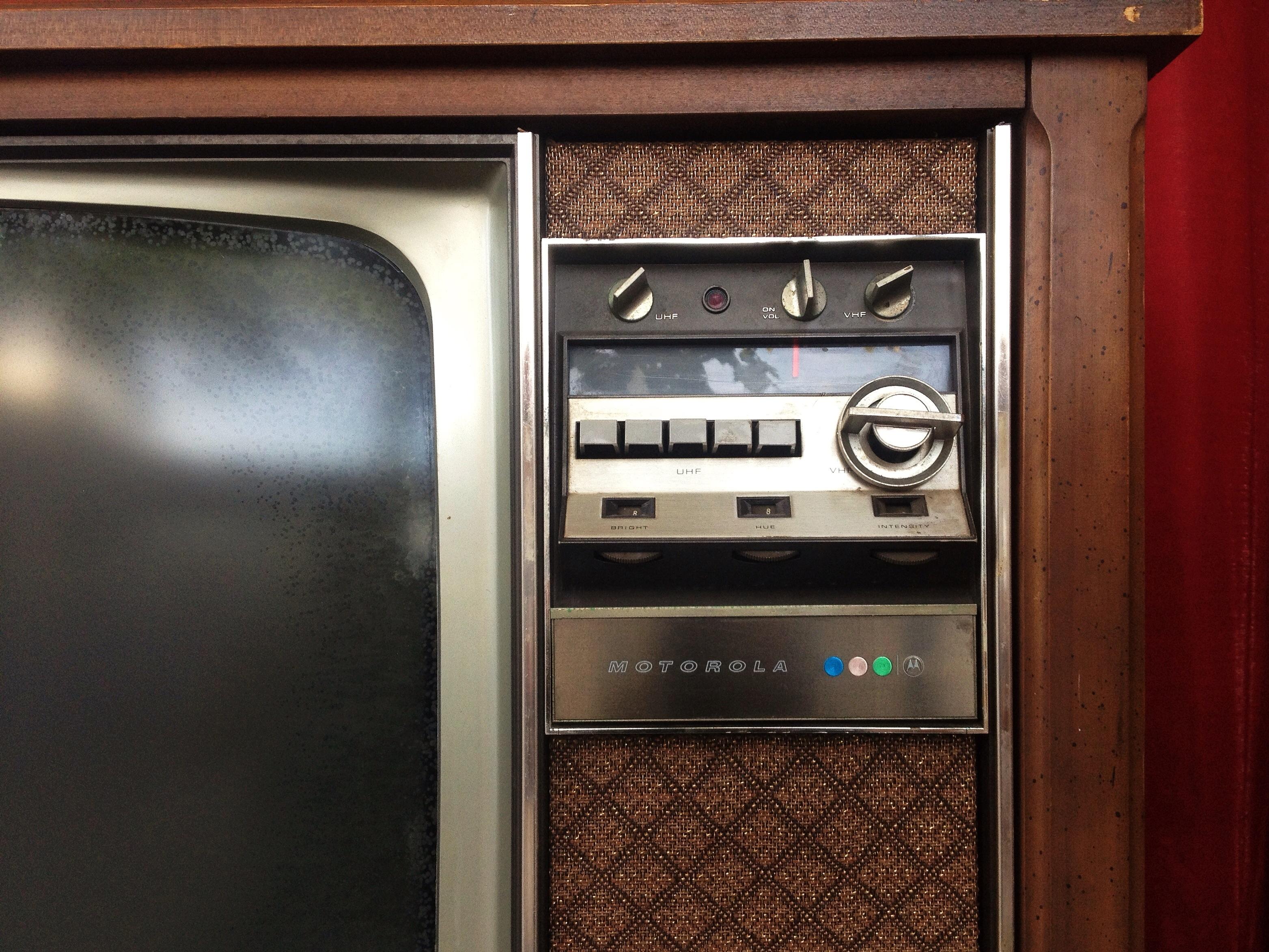 デスクトップ壁紙 閉じる 技術 ビンテージ テレビ 無線