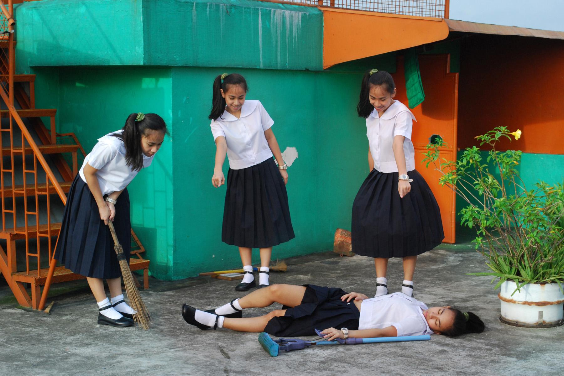 Mexico schoolgirls mms — photo 15