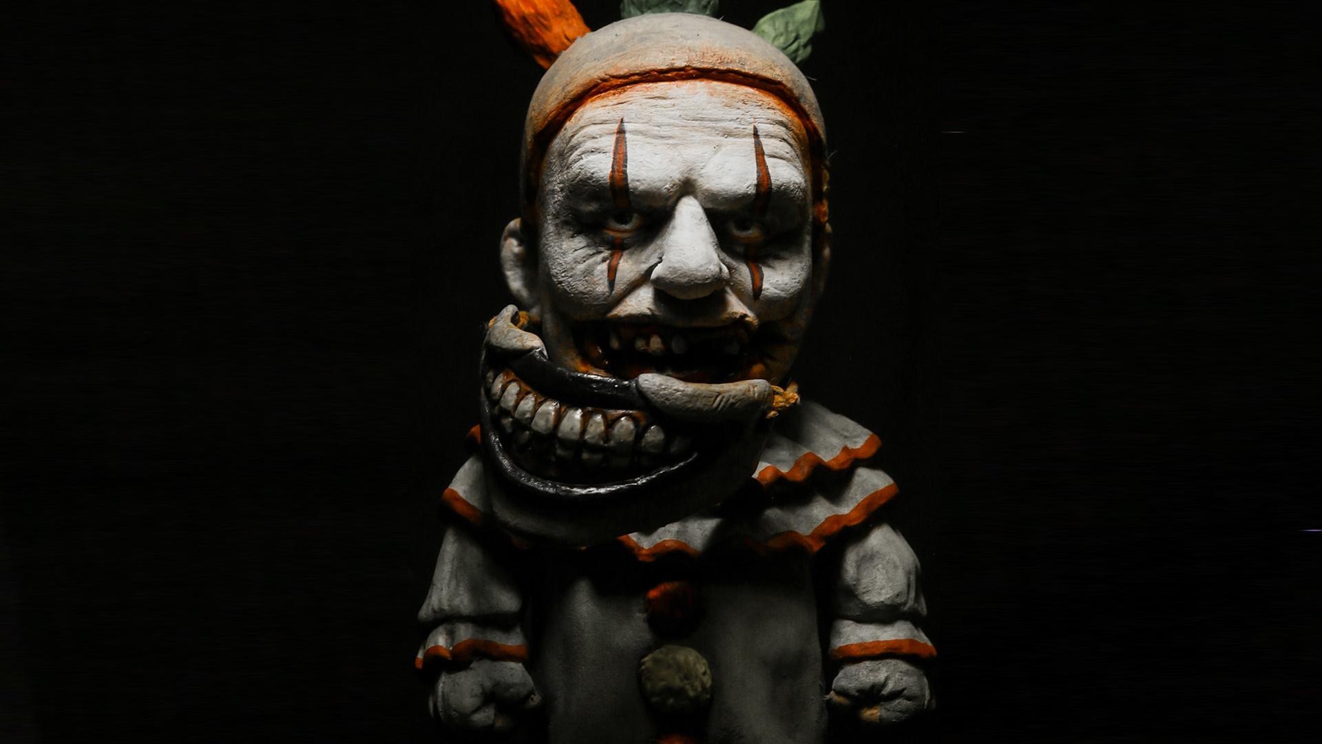 Wallpaper Clowns Dark Gore Horror 1920x1080 Artg