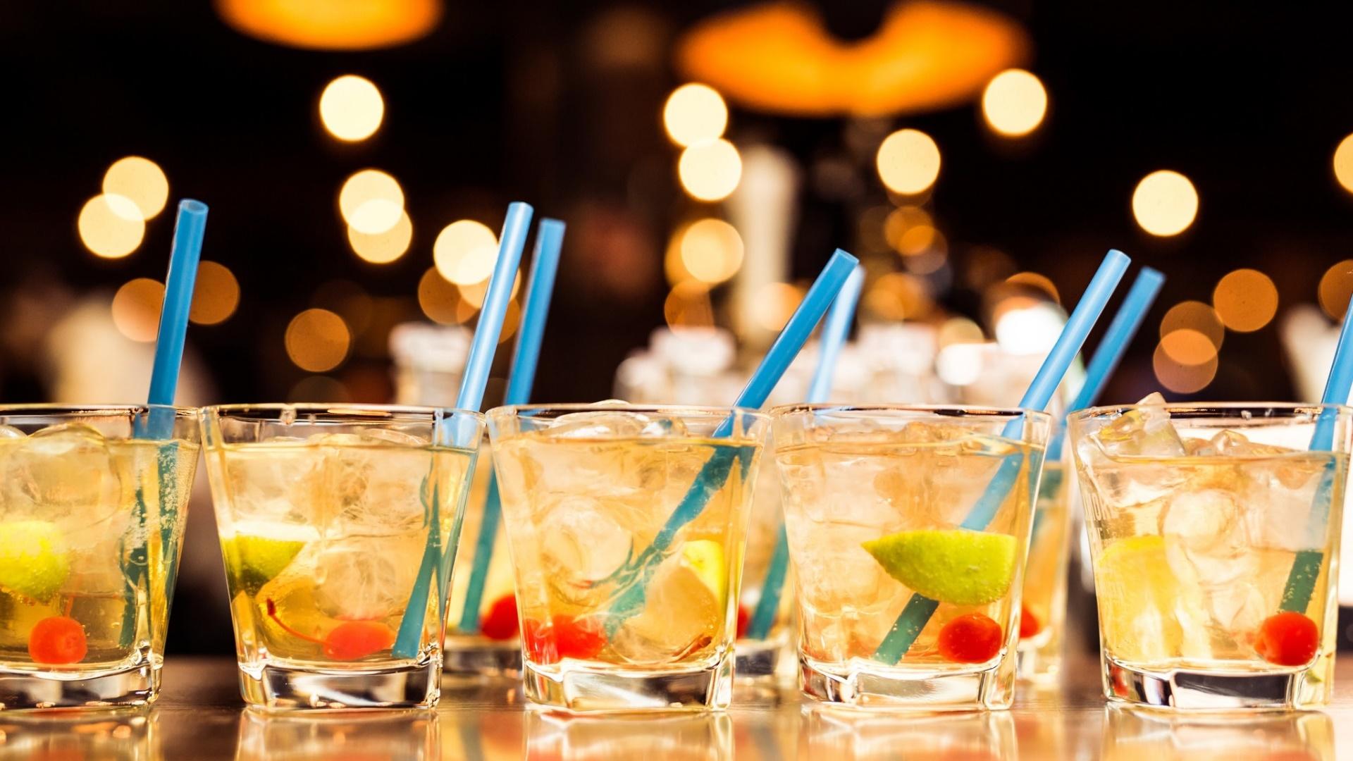 Картинки коктейлей в бокале