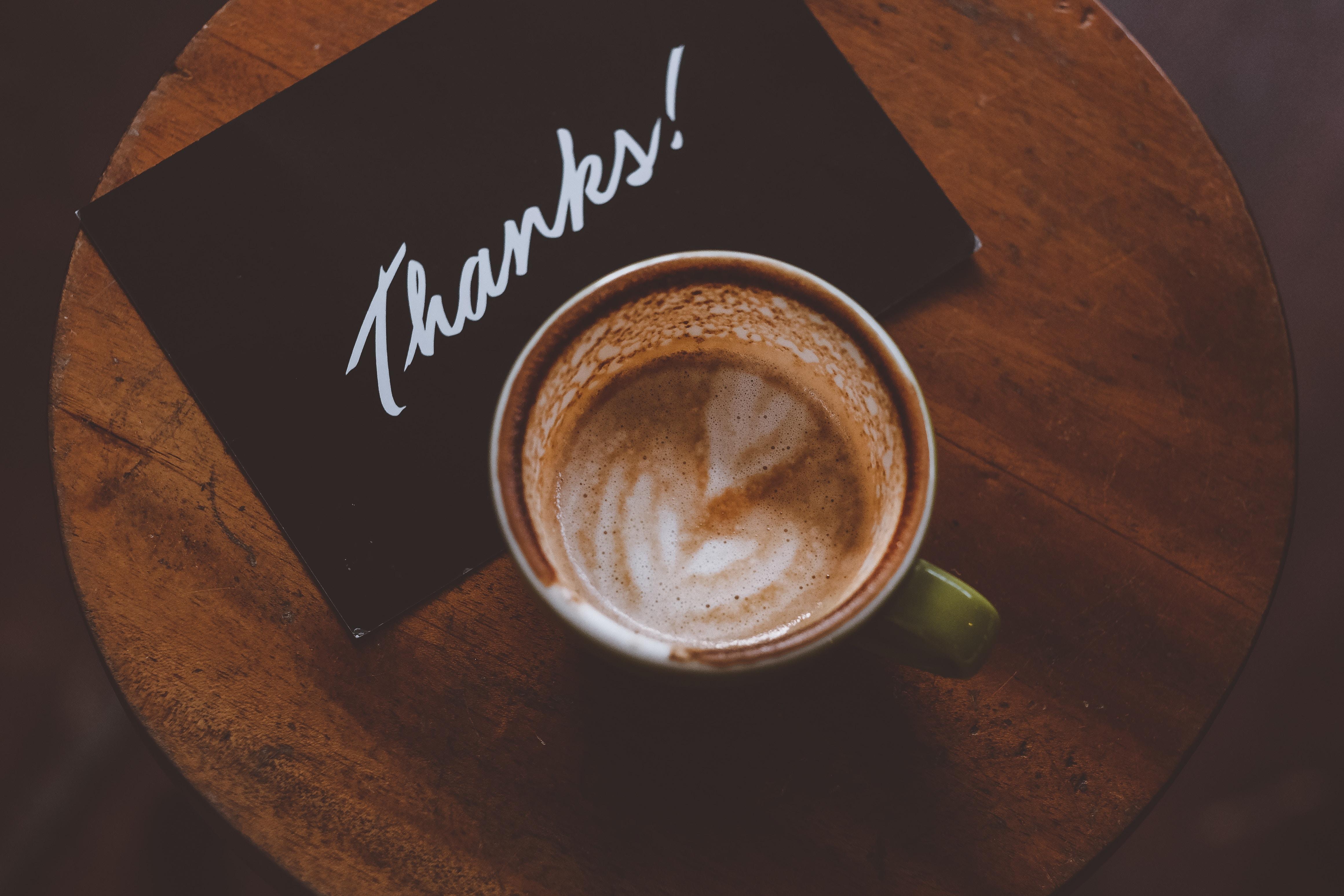 Wallpaper Coffee Cup Card Text Gratitude 4641x3094 Goodfon 1184682 Hd Wallpapers Wallhere