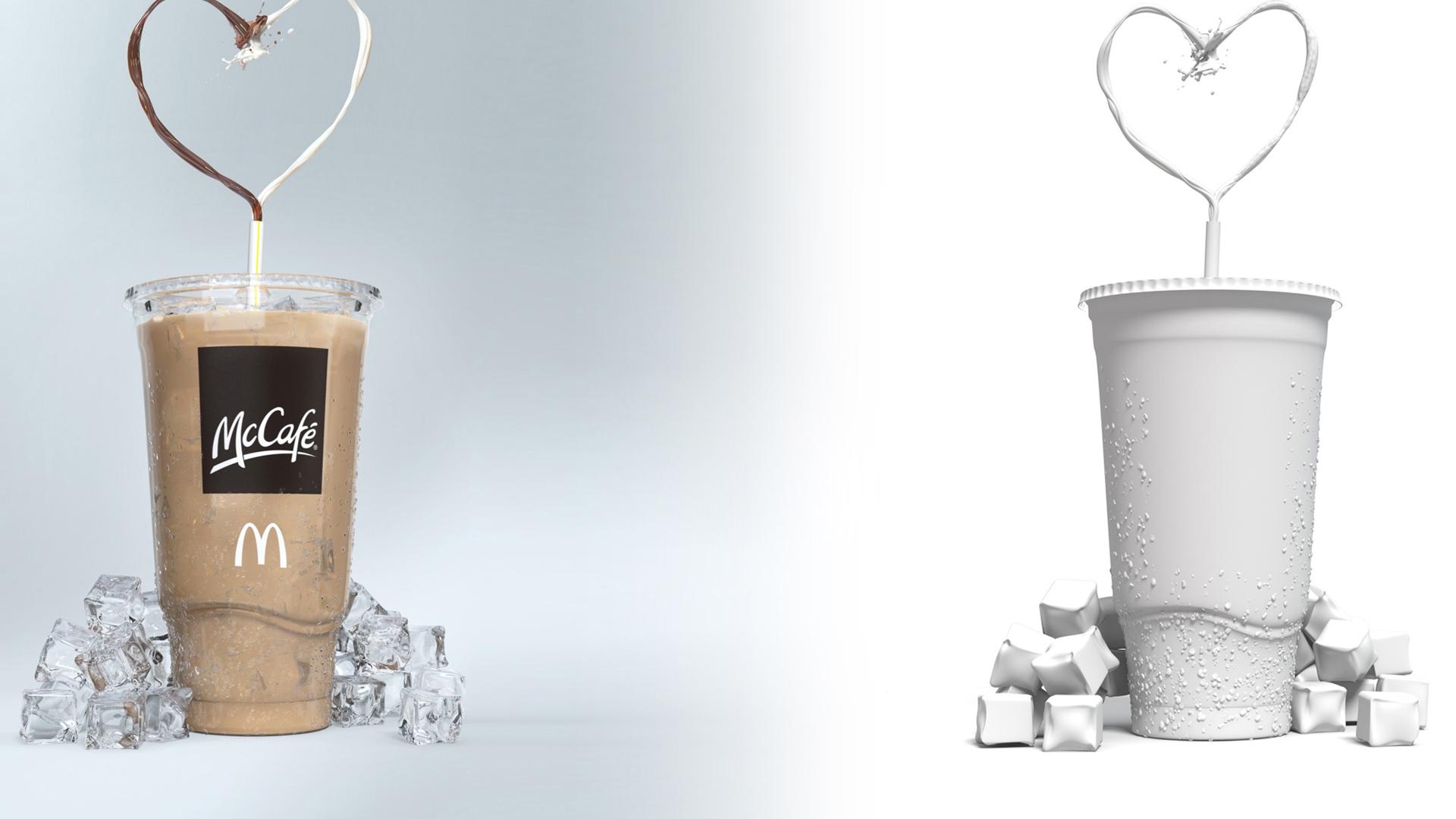 Hintergrundbilder : Kaffee, Getränk, Tasse, Beleuchtung, McDonalds ...