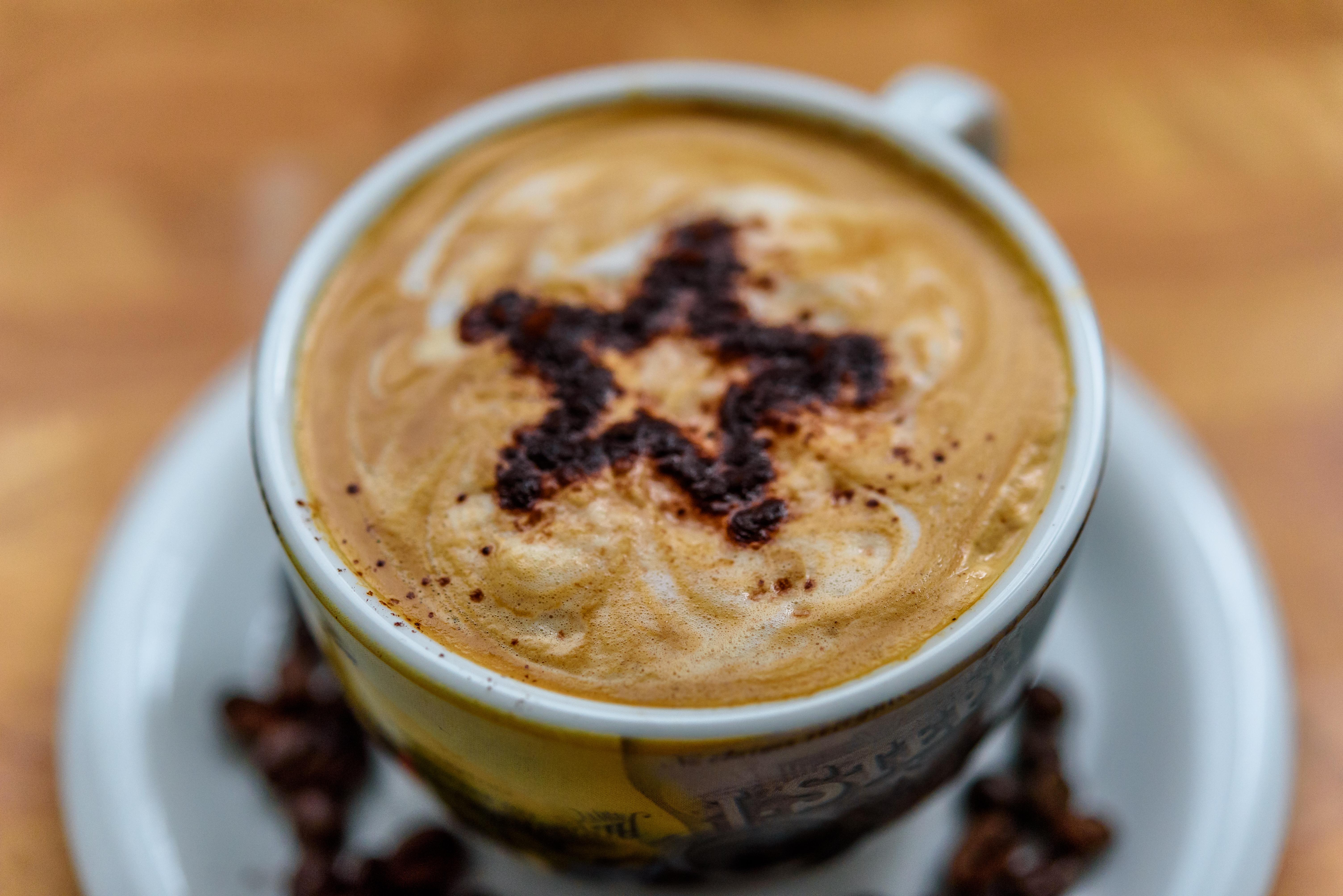 Hintergrundbilder : Kaffee, Getränk, Schaum, Tasse, Frühstück, Milch ...