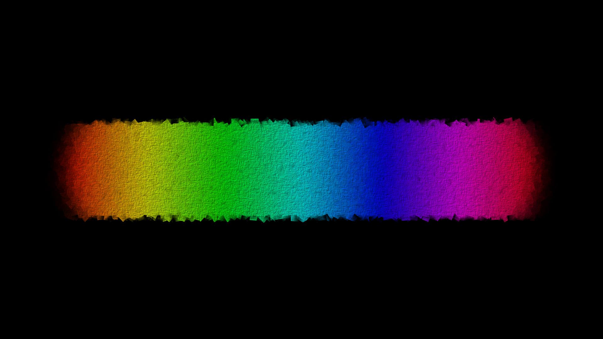 Fond Décran Palette De Couleurs Coloré Fond Noir Bleu Vert