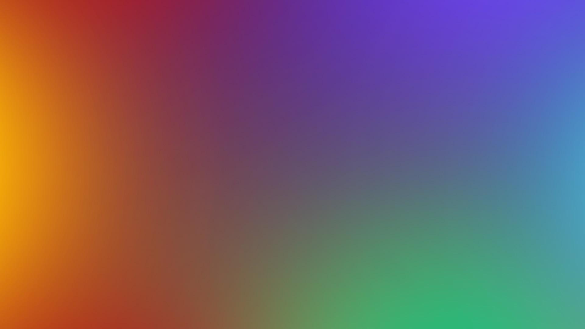 Wallpaper Colorful Blurred Simple Qqu