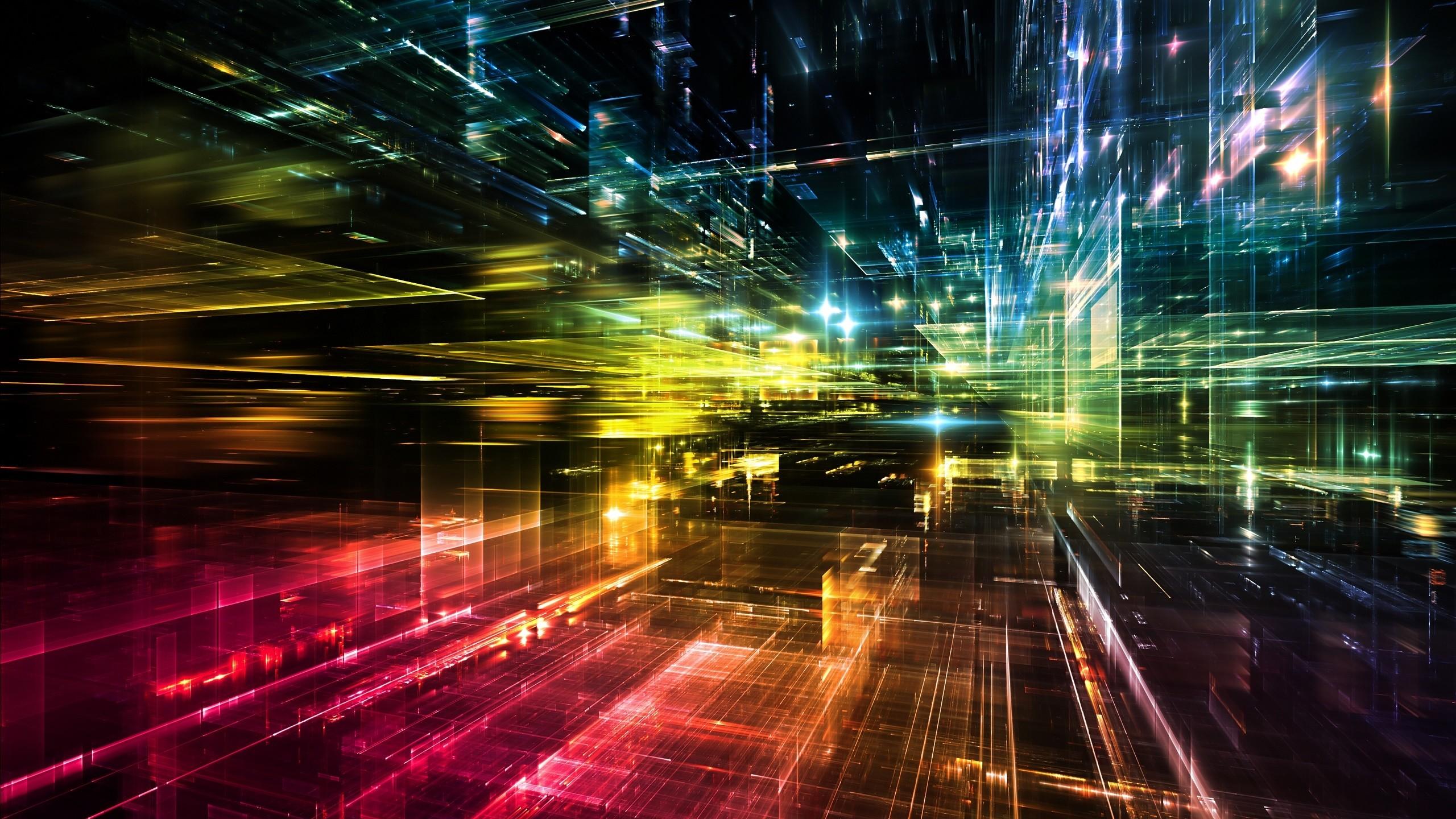 Wallpaper : colorful, city, cityscape, night, architecture ...