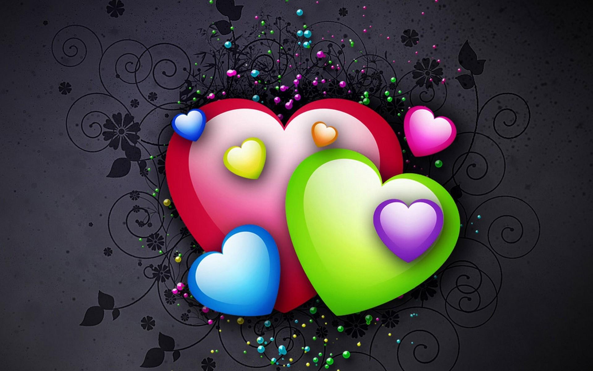 Tapety Barvity Ilustrace Srdce Kreslena Pohadka Kruh Balon