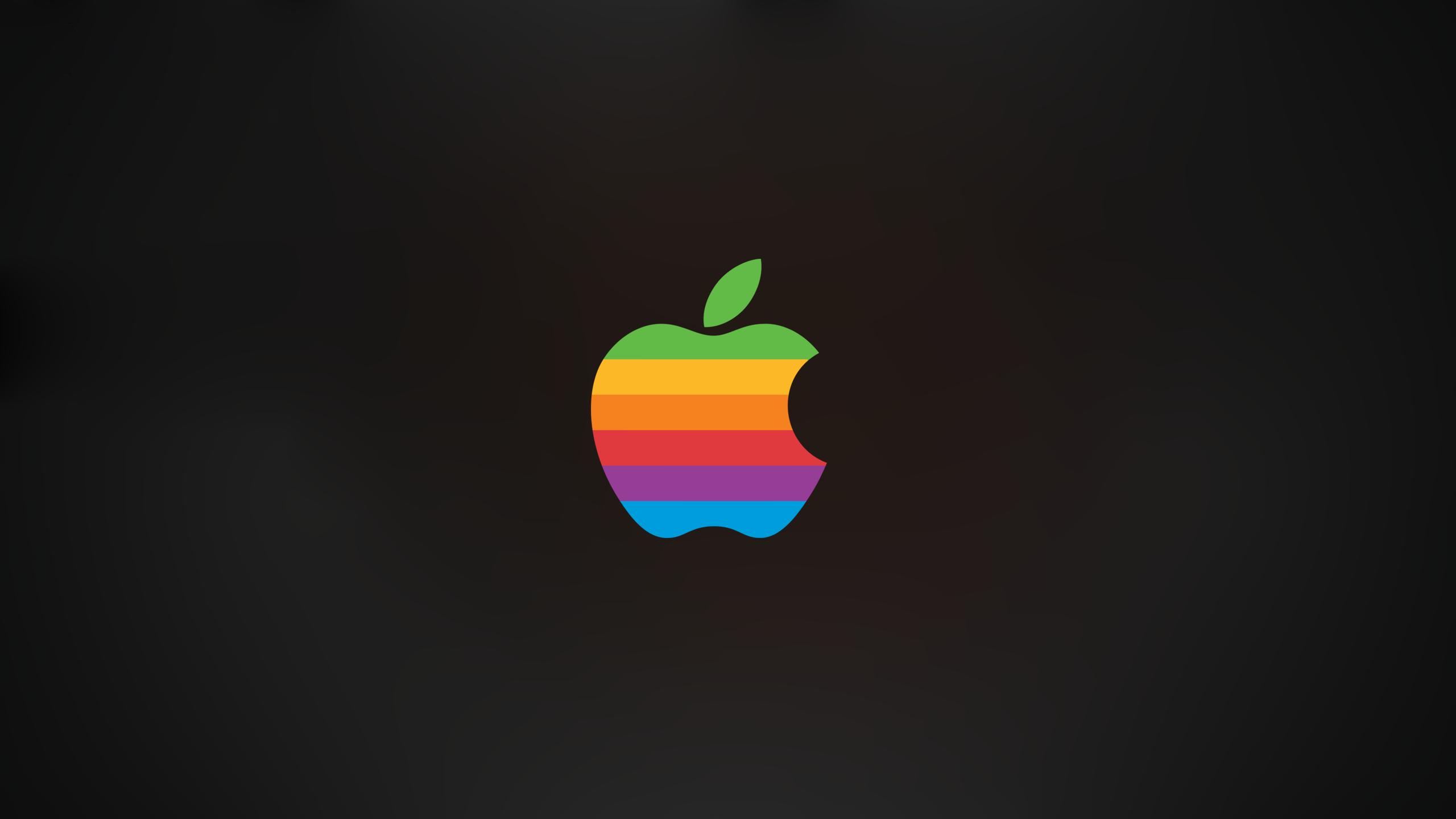 Sfondi Colorato Illustrazione Logo Verde Mele Tecnologia