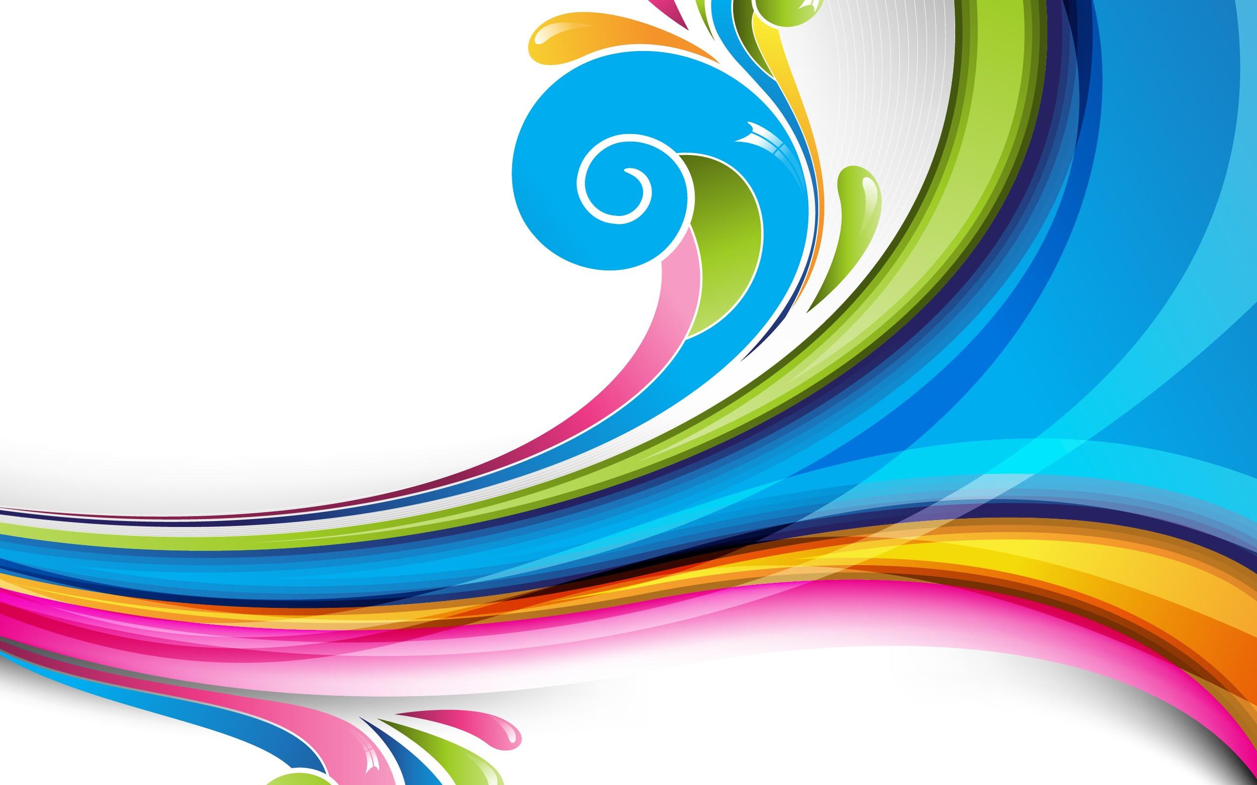 Drawing Vector Lines In Photo Cs : Fondos de pantalla vistoso ilustración espiral líneas