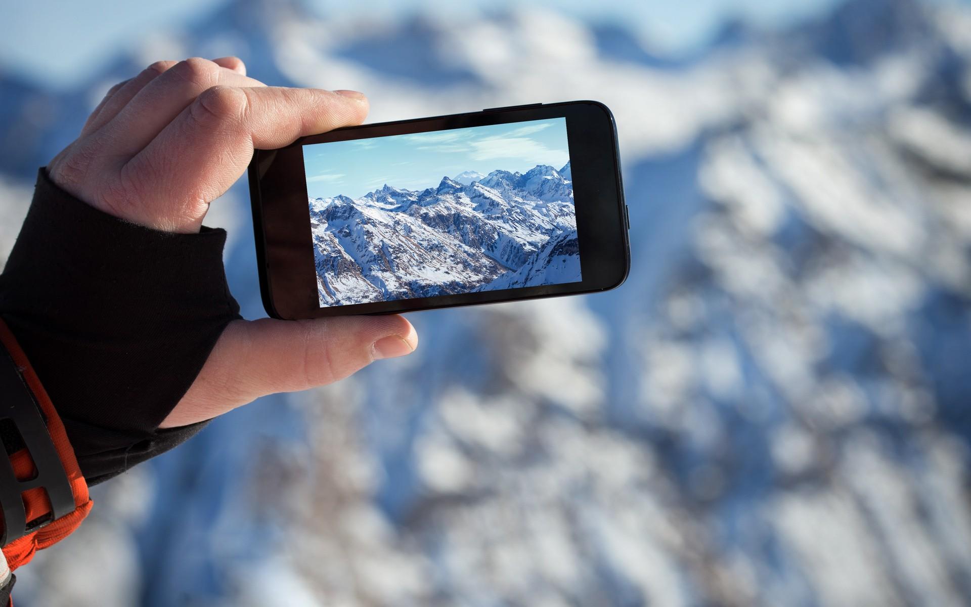 сайт с мобильными картинками
