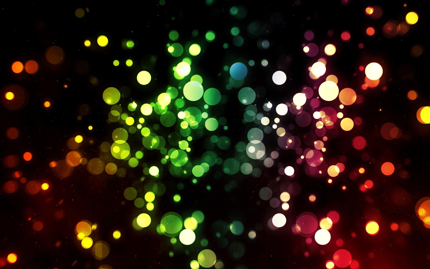 Hintergrundbilder : bunt, Nacht-, Platz, Pixel, Kreis, Licht, Punkt ...