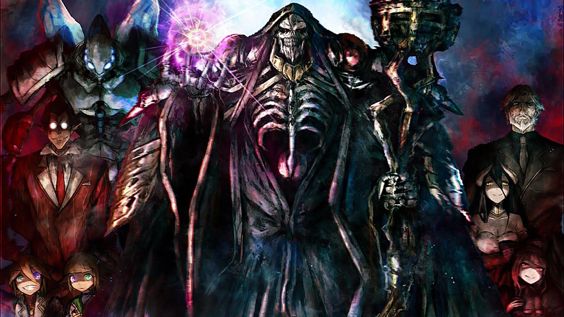 Downaload Overlord King And Warriors Art Wallpaper: Wallpaper : Comics, Overlord Anime, Shalltear Bloodfallen
