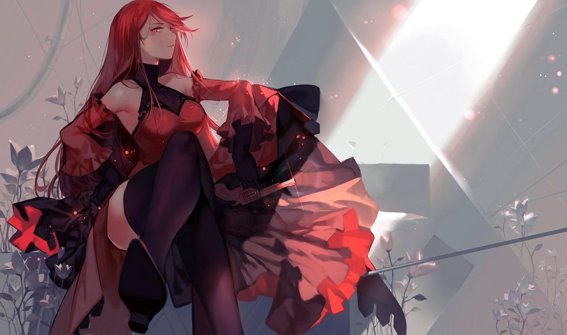 デスクトップ壁紙 コスプレ アニメの女の子 騎士 赤 Pixiv 衣類 コスチューム スクリーンショット パフォーマンスアート 19x1134 Ludendorf デスクトップ壁紙 Wallhere