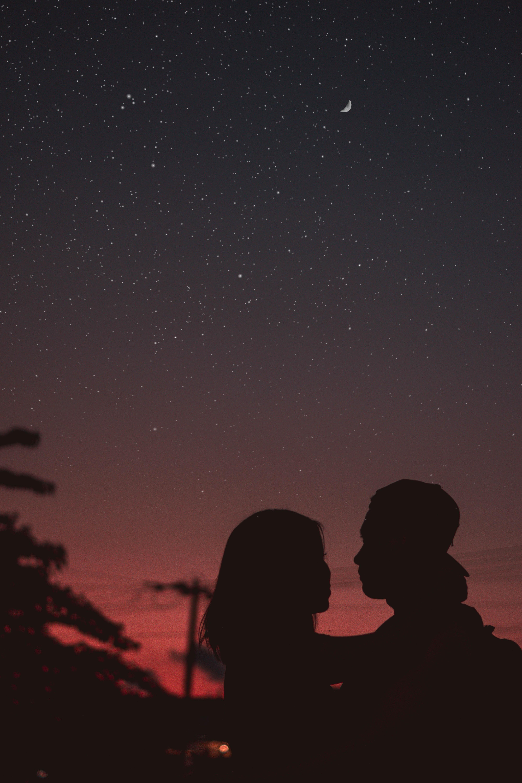 Ночное небо пара картинки