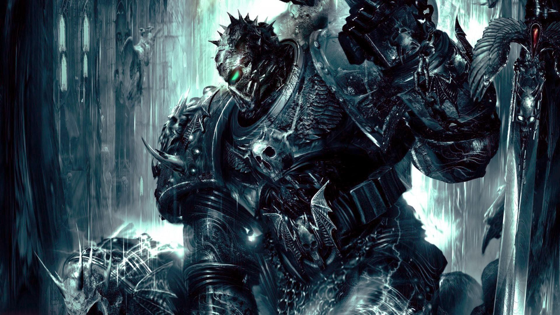 Fondos De Pantalla Criatura Warhammer 40 000 Historietas