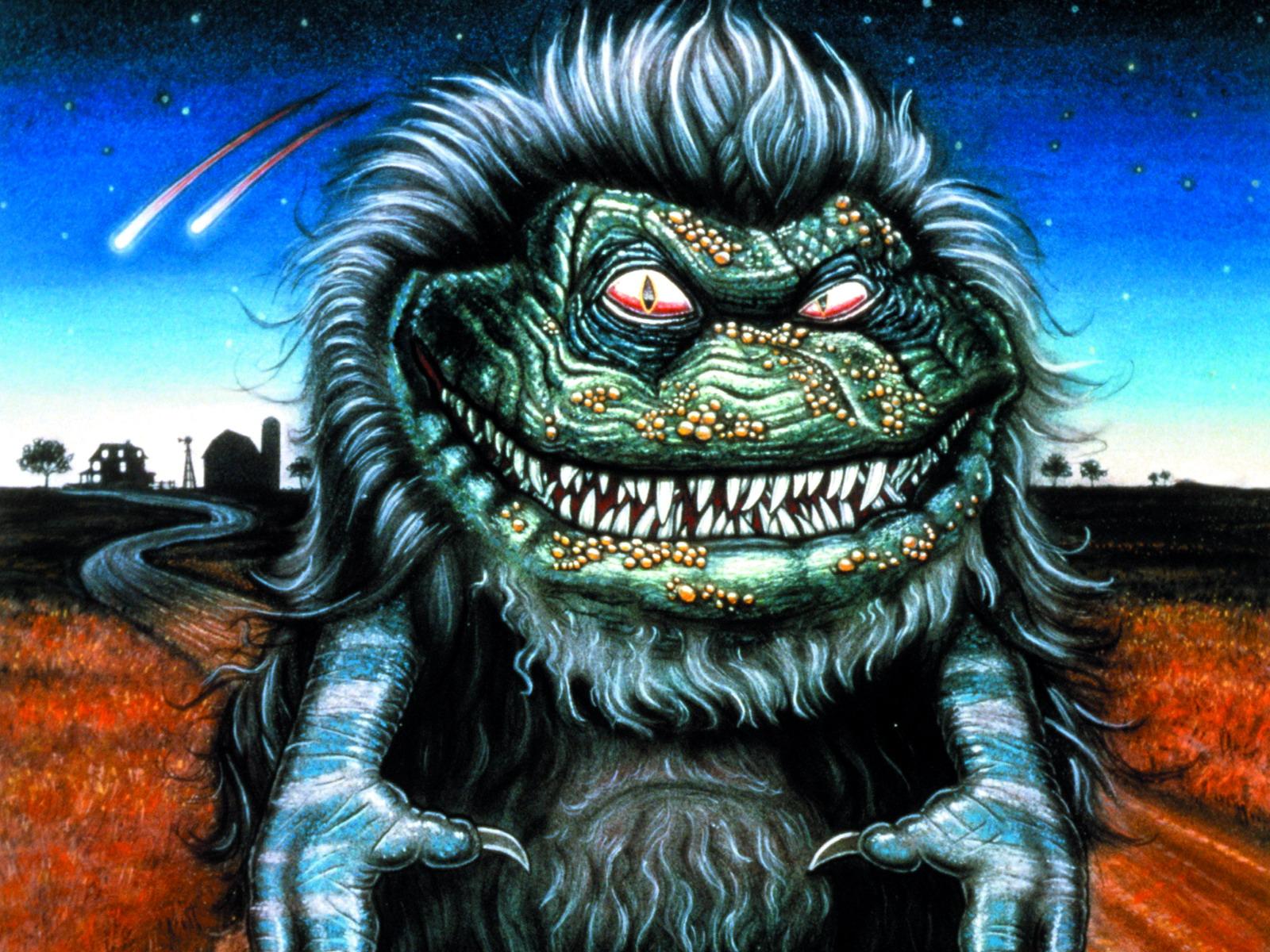 все картинки про чудовище домашний уют, характерный