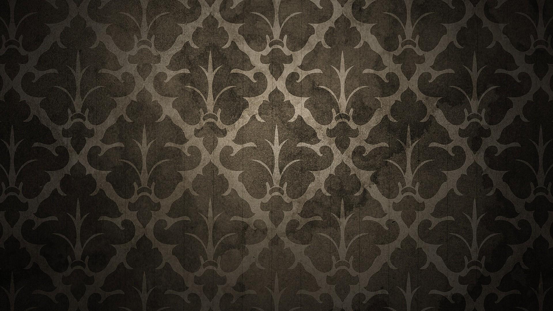 Wallpaper Dark Wall Symmetry Pattern Texture Circle