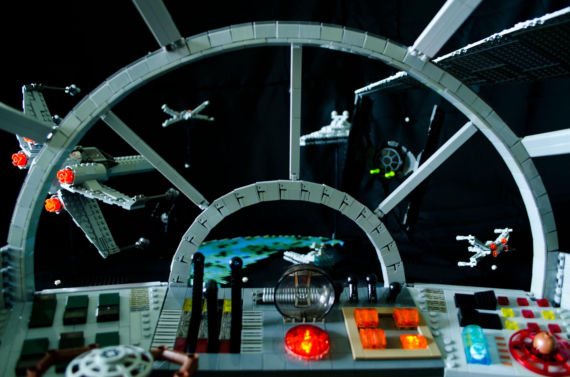 Wars Bären wallpaper war fighter ship lego space wing