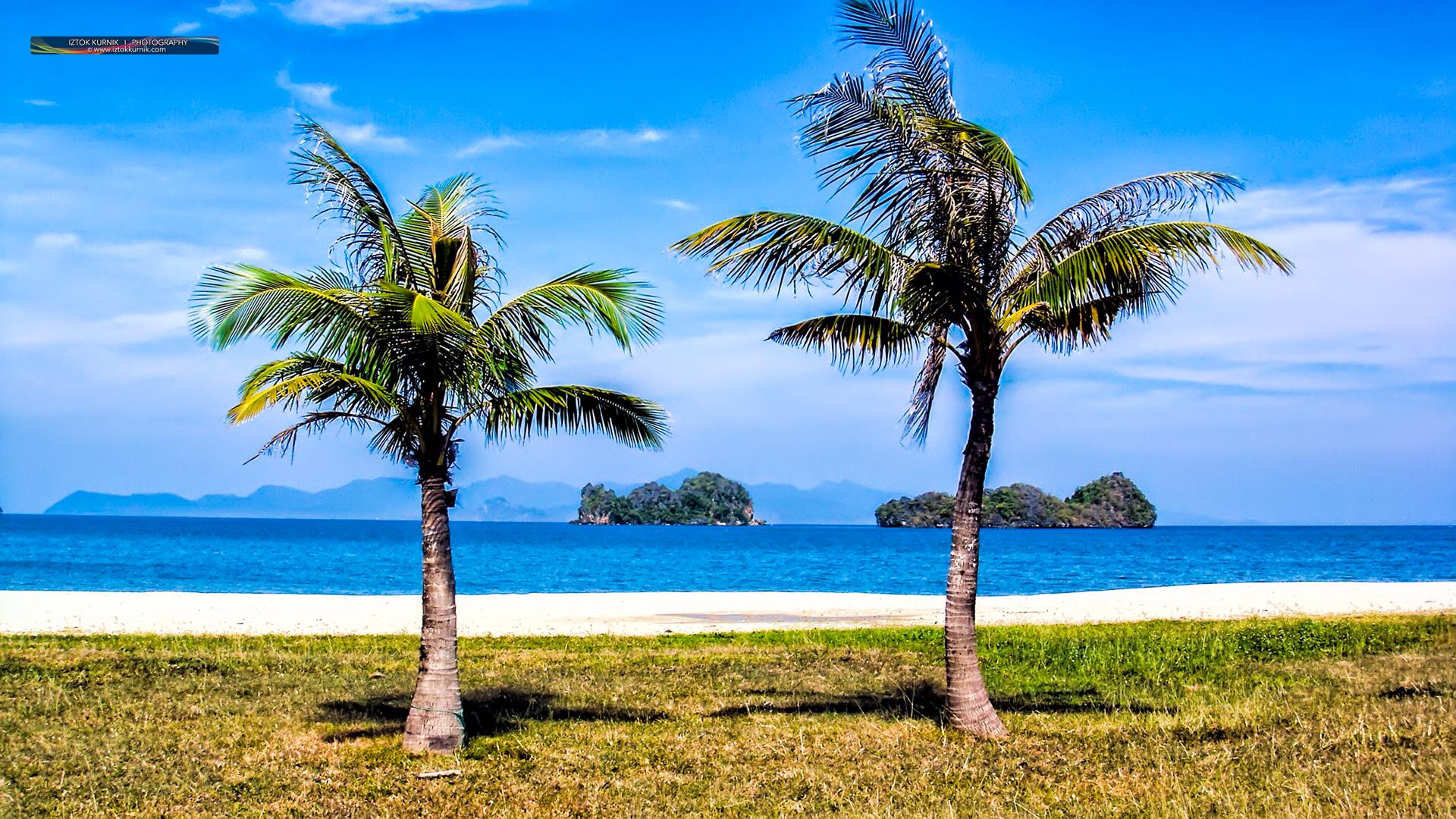 Sfondi Del Desktop Viaggio Sfondo Turismo Spiaggia Natura