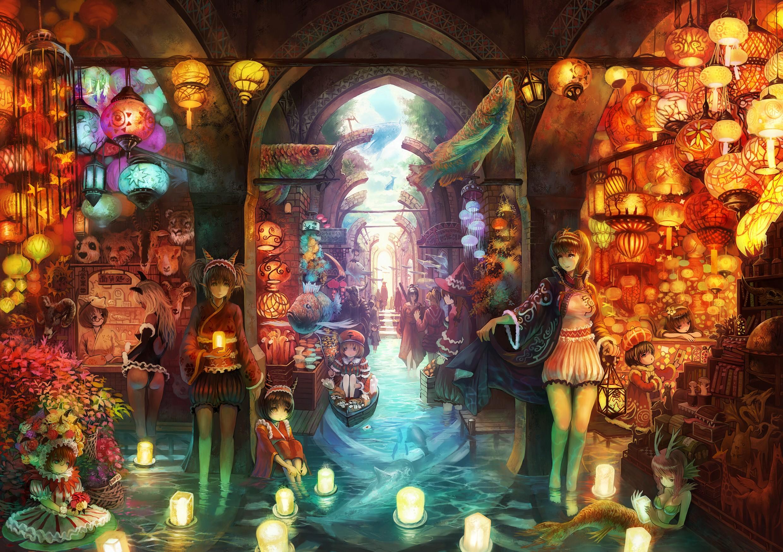 плакат магазин магии картинки данном