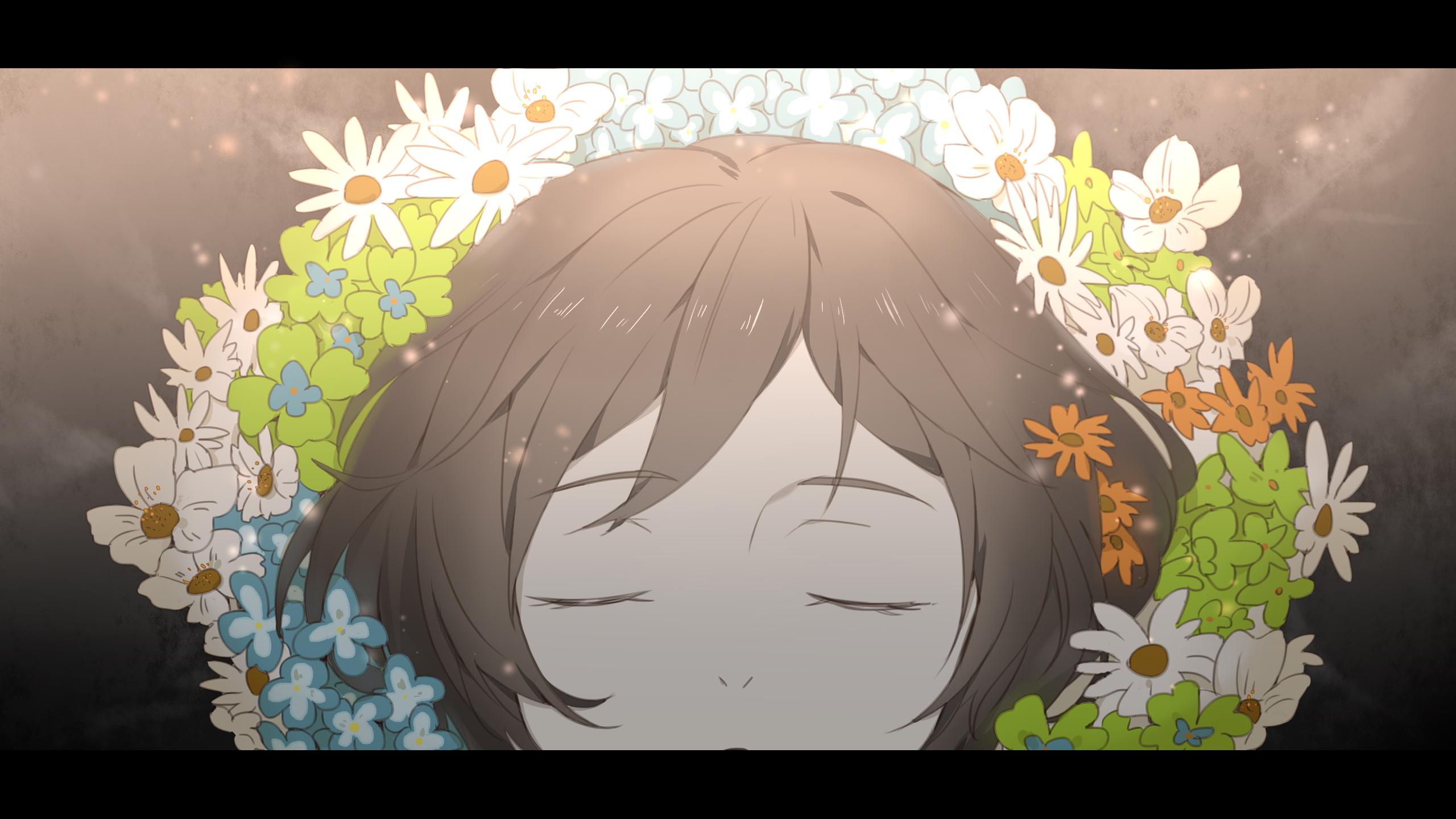 Wallpaper Devilman Crybaby Anime Girls Miki Makimura 2560x1440