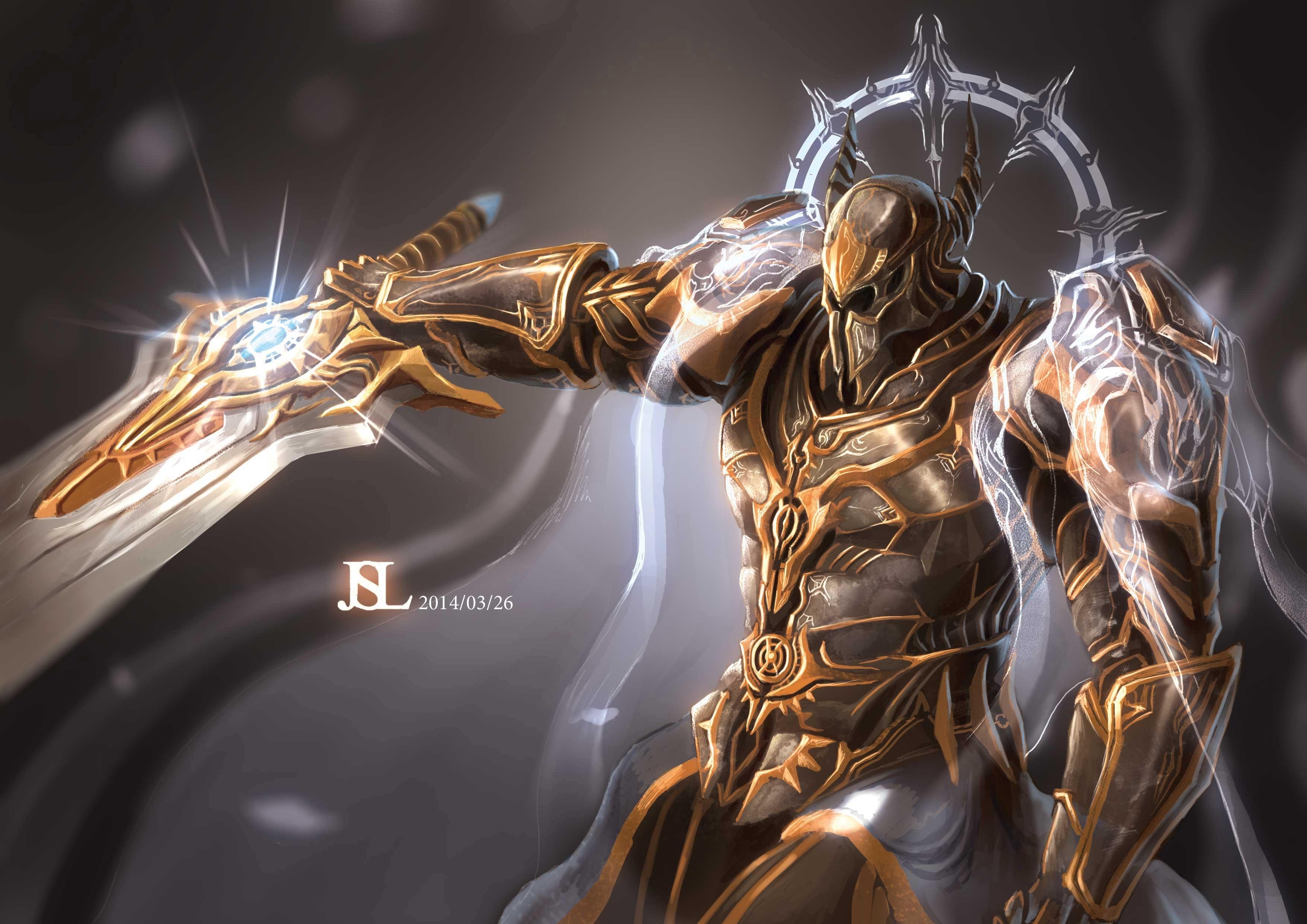 Diablo 3 Archangel Armor Sword
