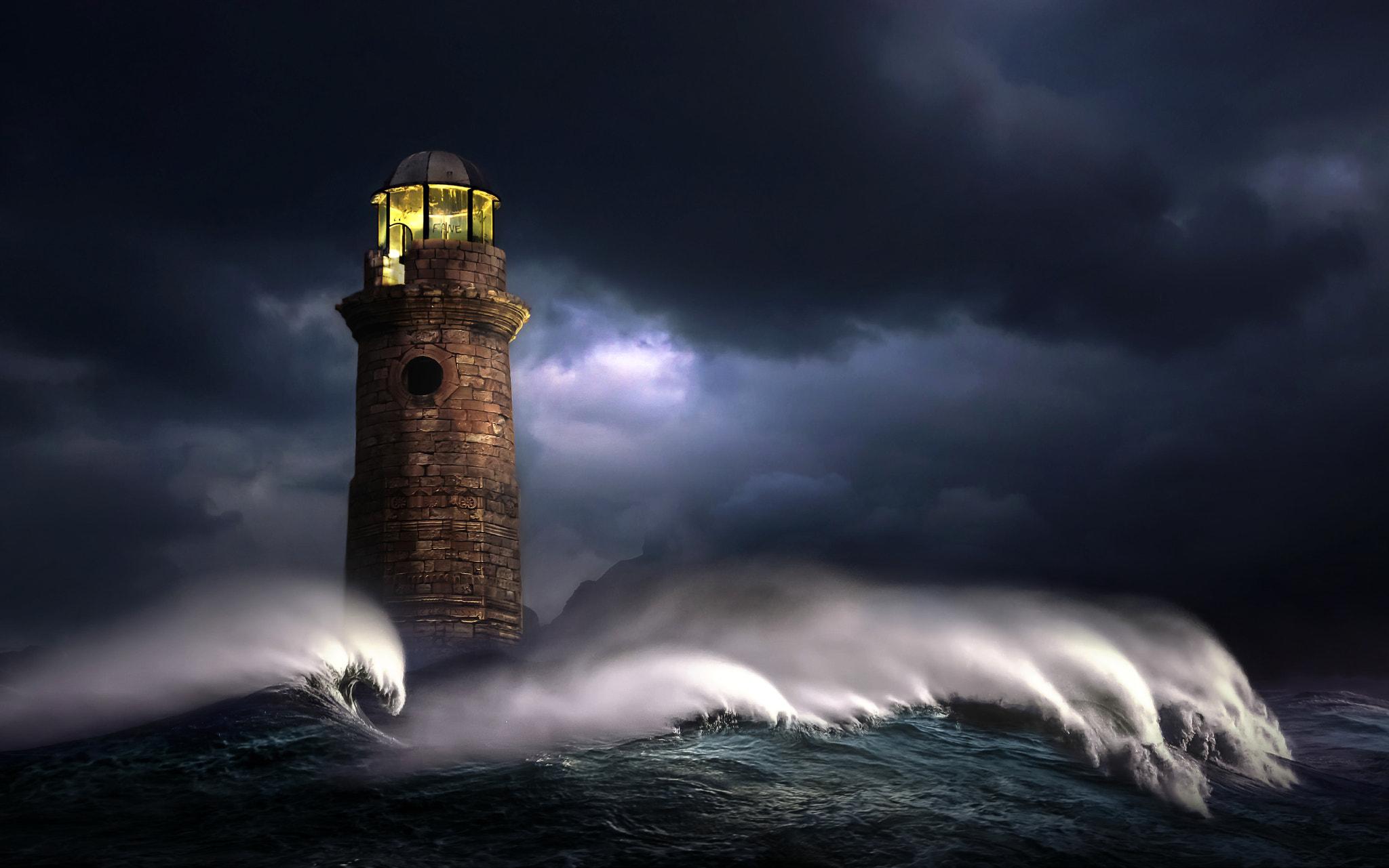 сегодня стало маяк в океане фото дачные