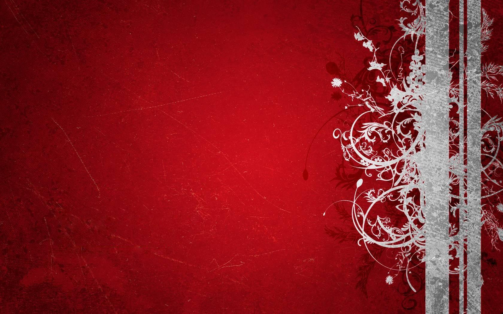 Sfondi Arte Digitale Astratto Minimalismo Sfondo Rosso