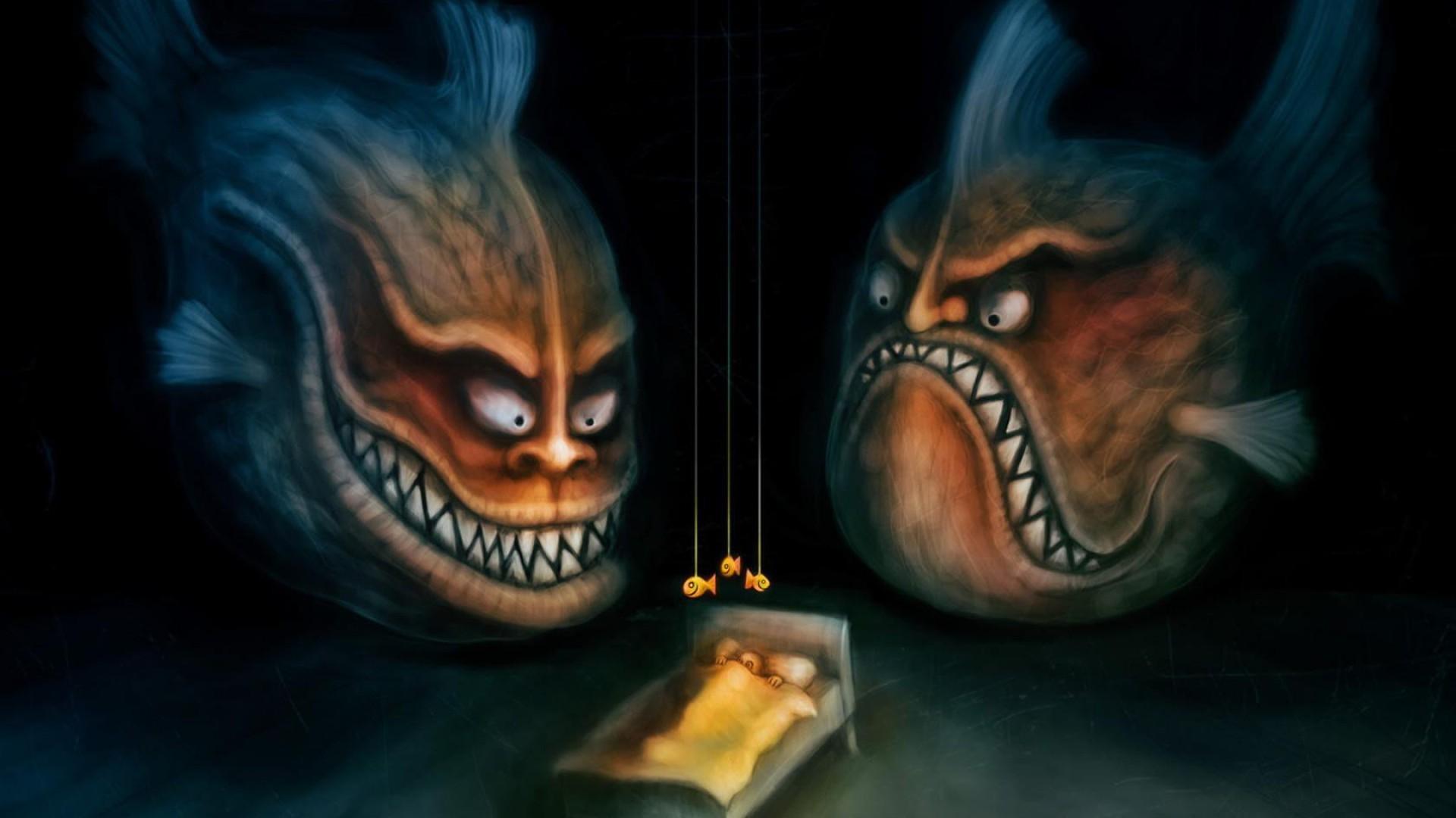 Fantasy Art Nightmare