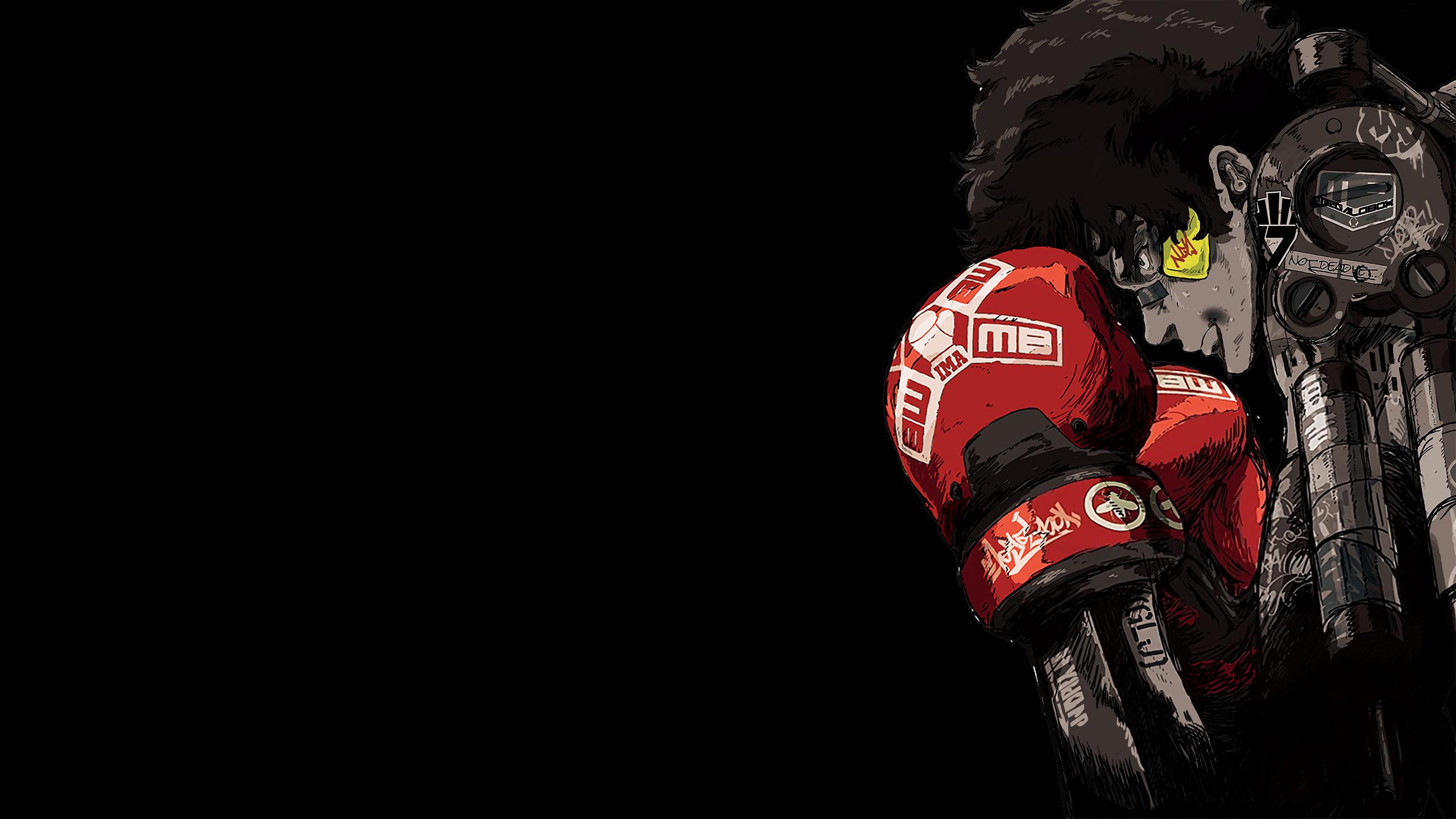 Wallpaper Digital Art Artwork Simple Background Boxing Gloves